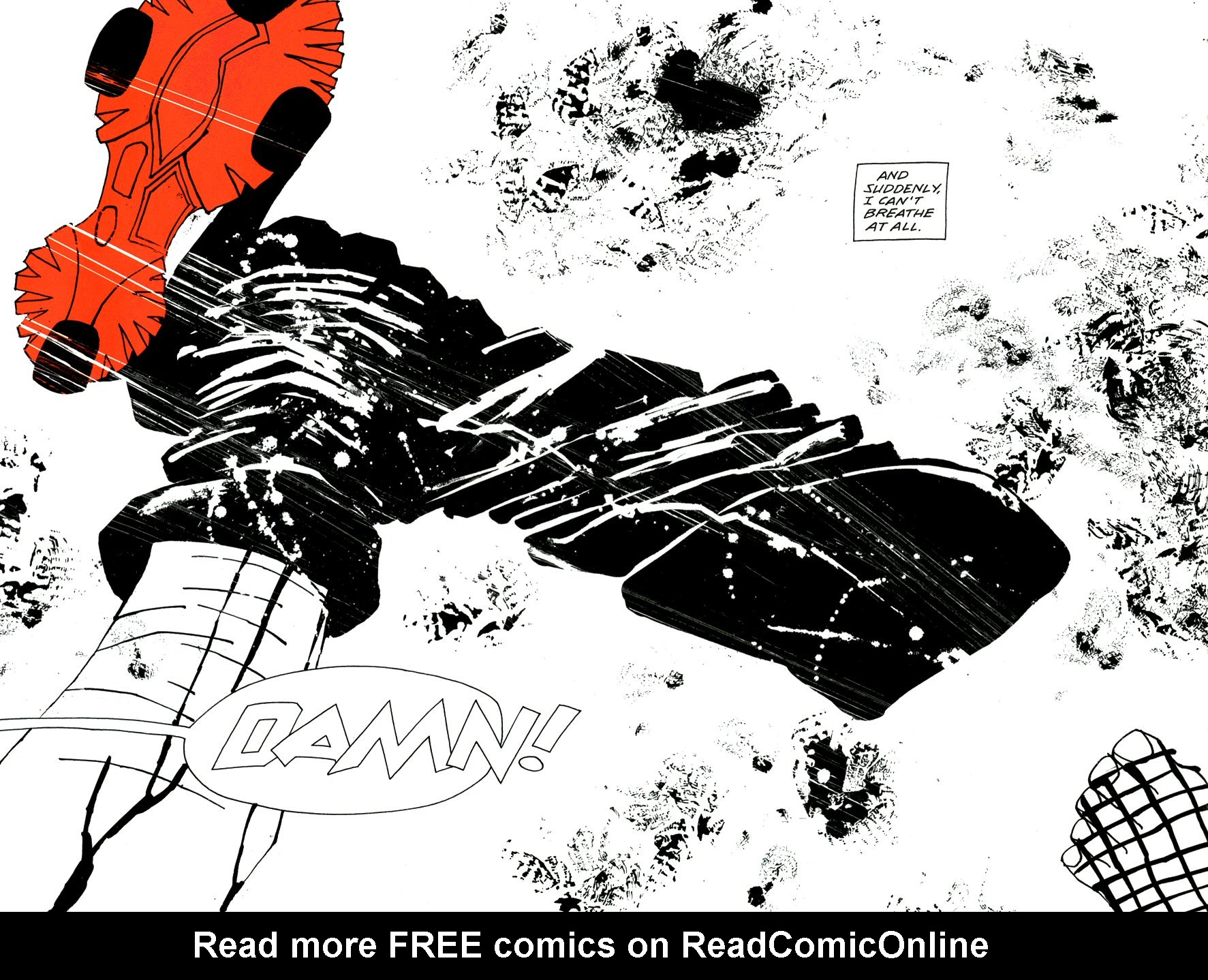 Read online Frank Miller's Holy Terror comic -  Issue # TPB - 51