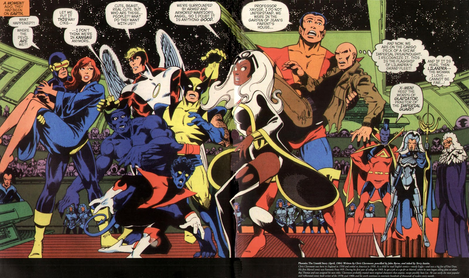 Read online Marvel Chronicle comic -  Issue # TPB (Part 3) - 13