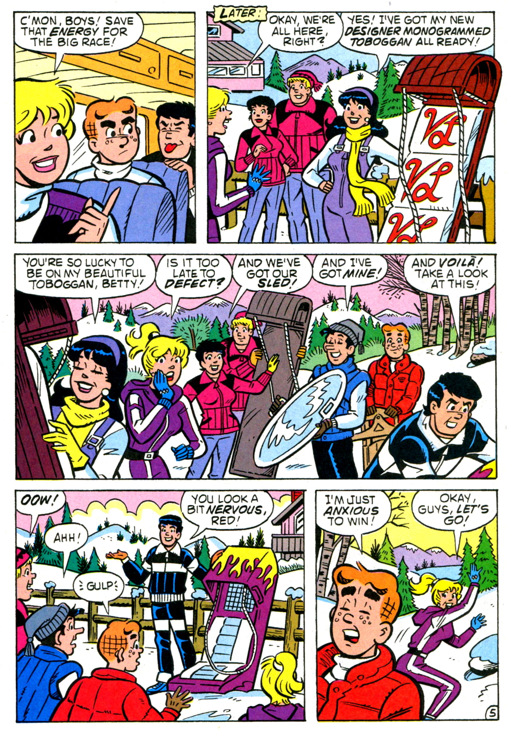 Read online World of Archie comic -  Issue #8 - 7