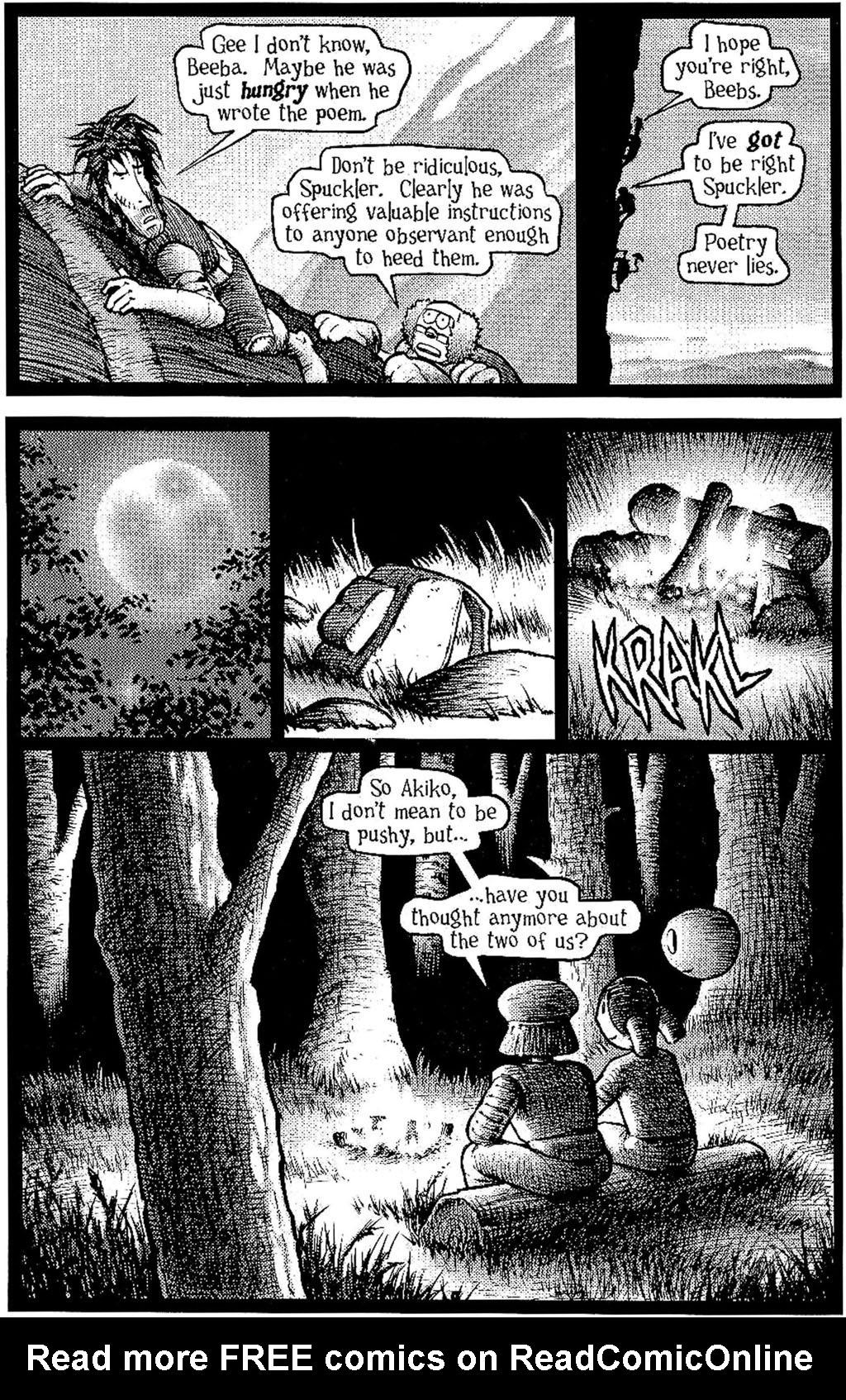 Read online Akiko comic -  Issue #Akiko _TPB 5 - 27