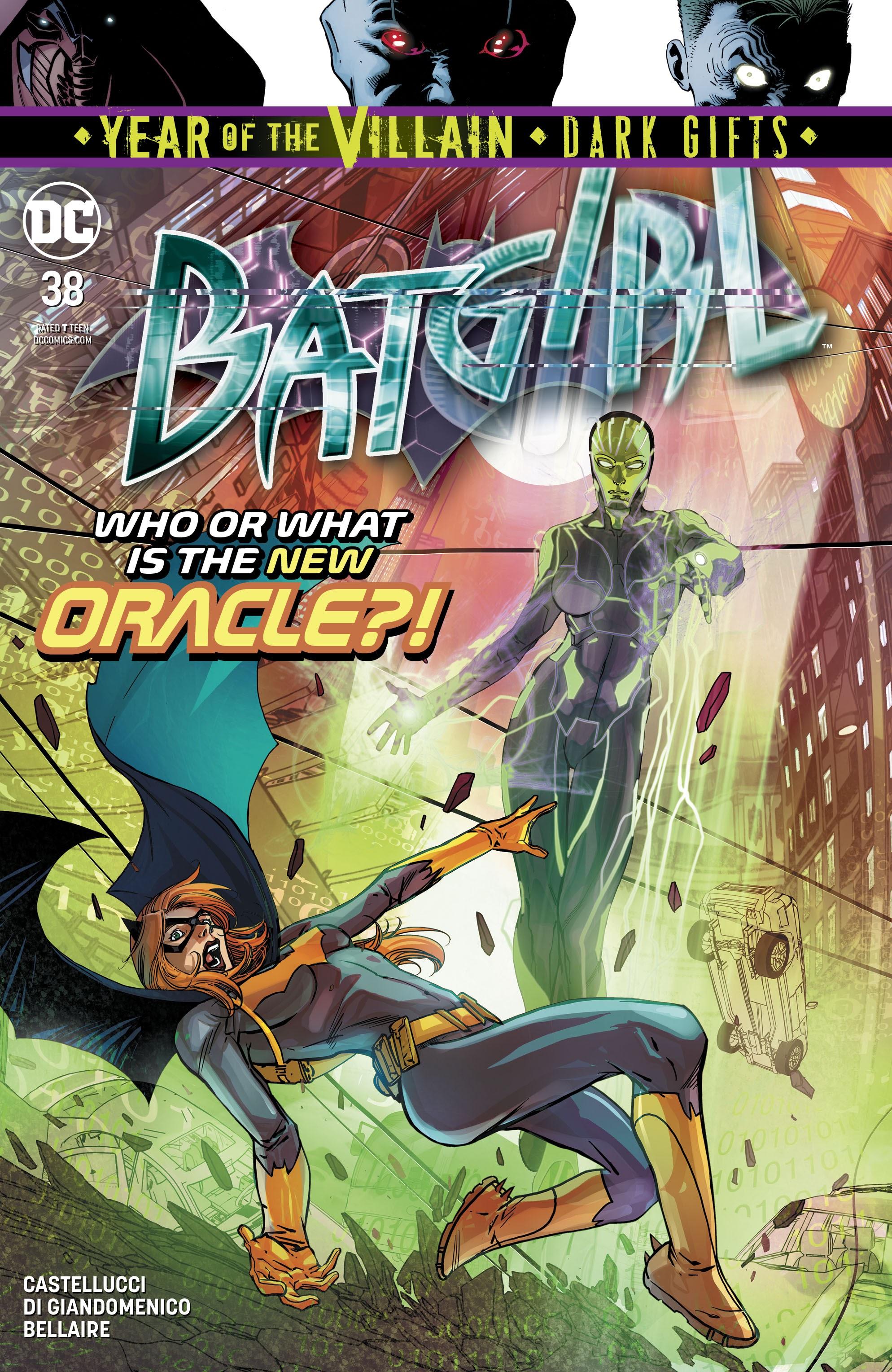 Batgirl (2016) 38 Page 1