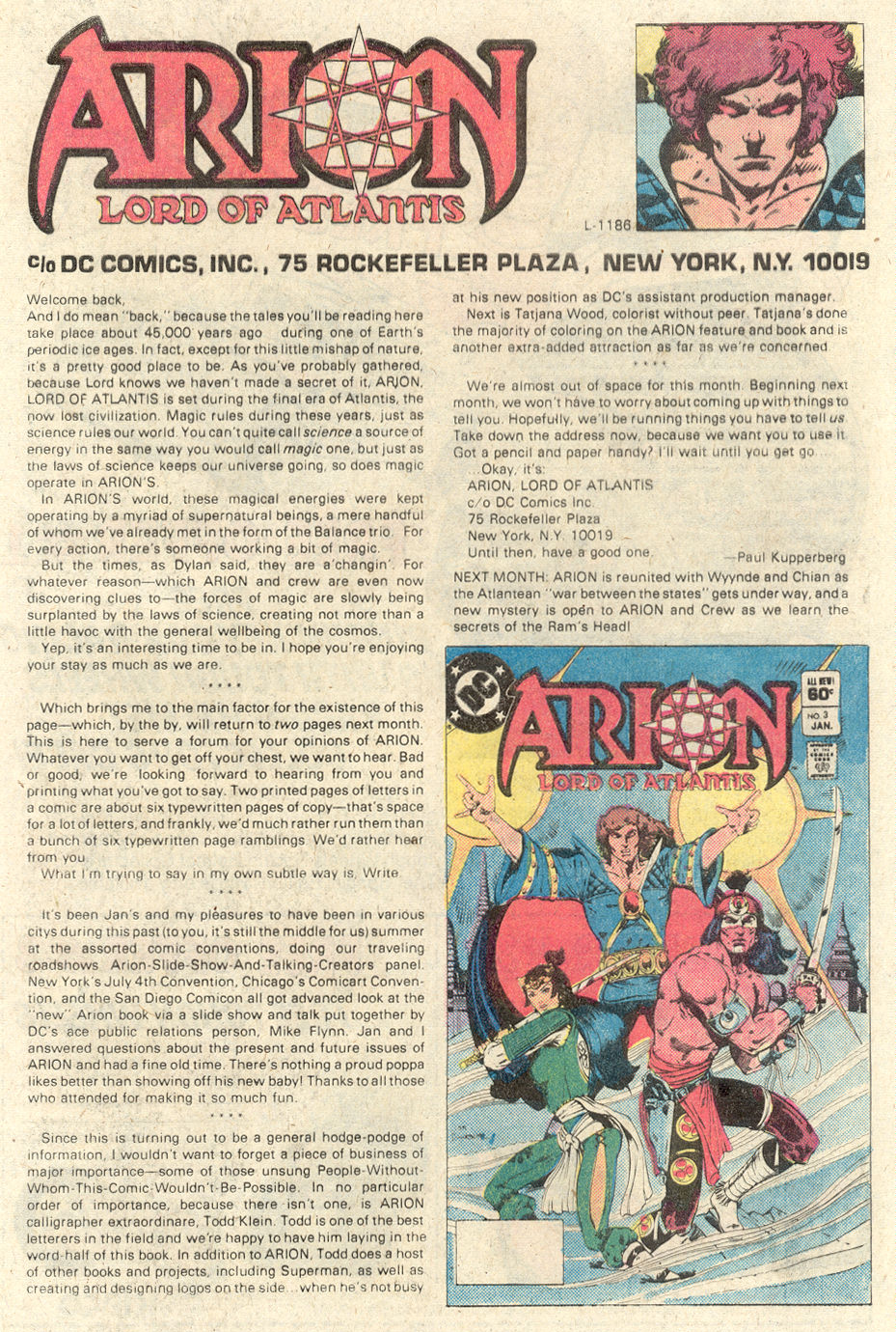Read online Arion, Lord of Atlantis comic -  Issue #2 - 24