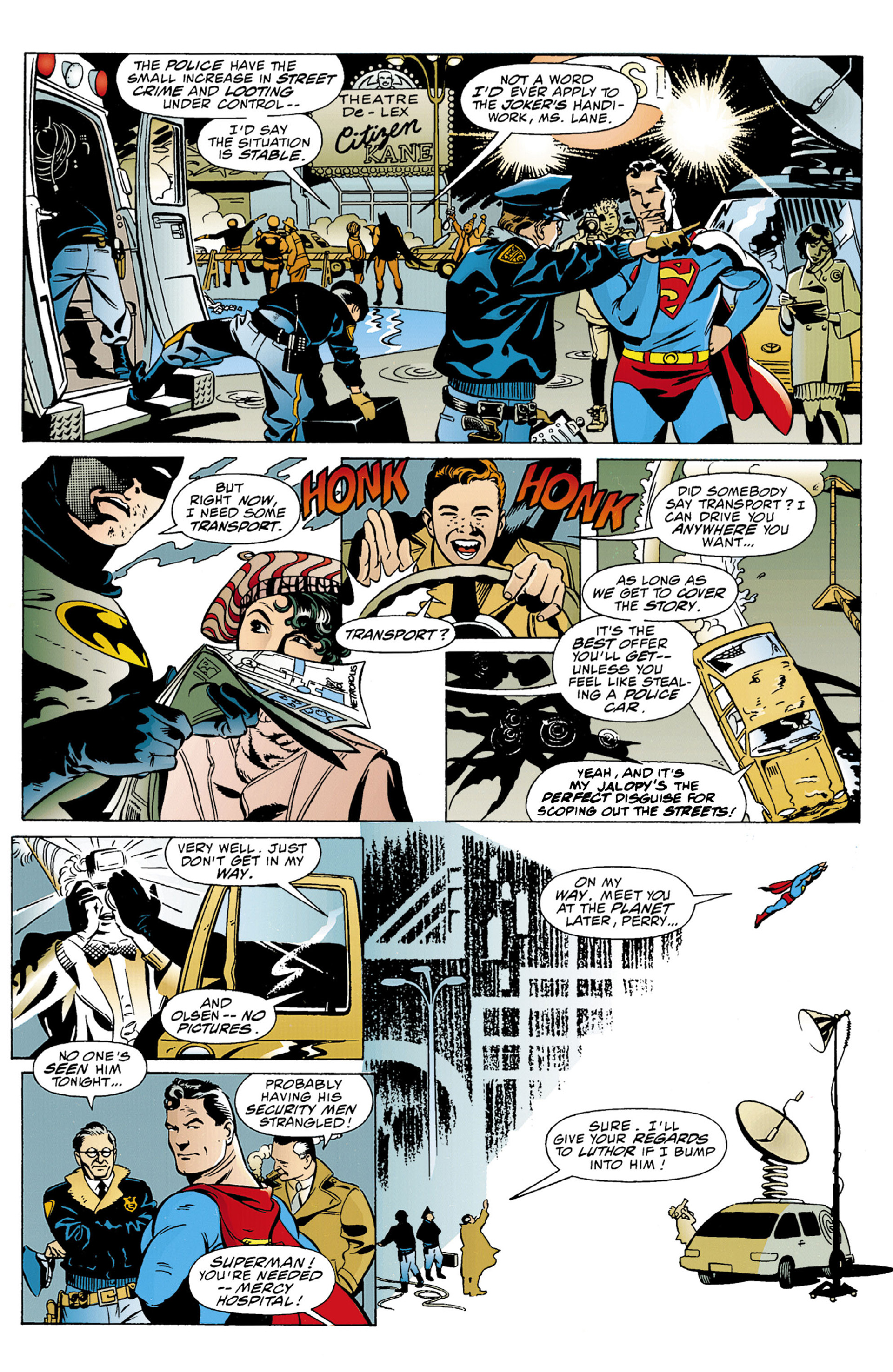 Read online World's Finest (1990) comic -  Issue #3 - 24