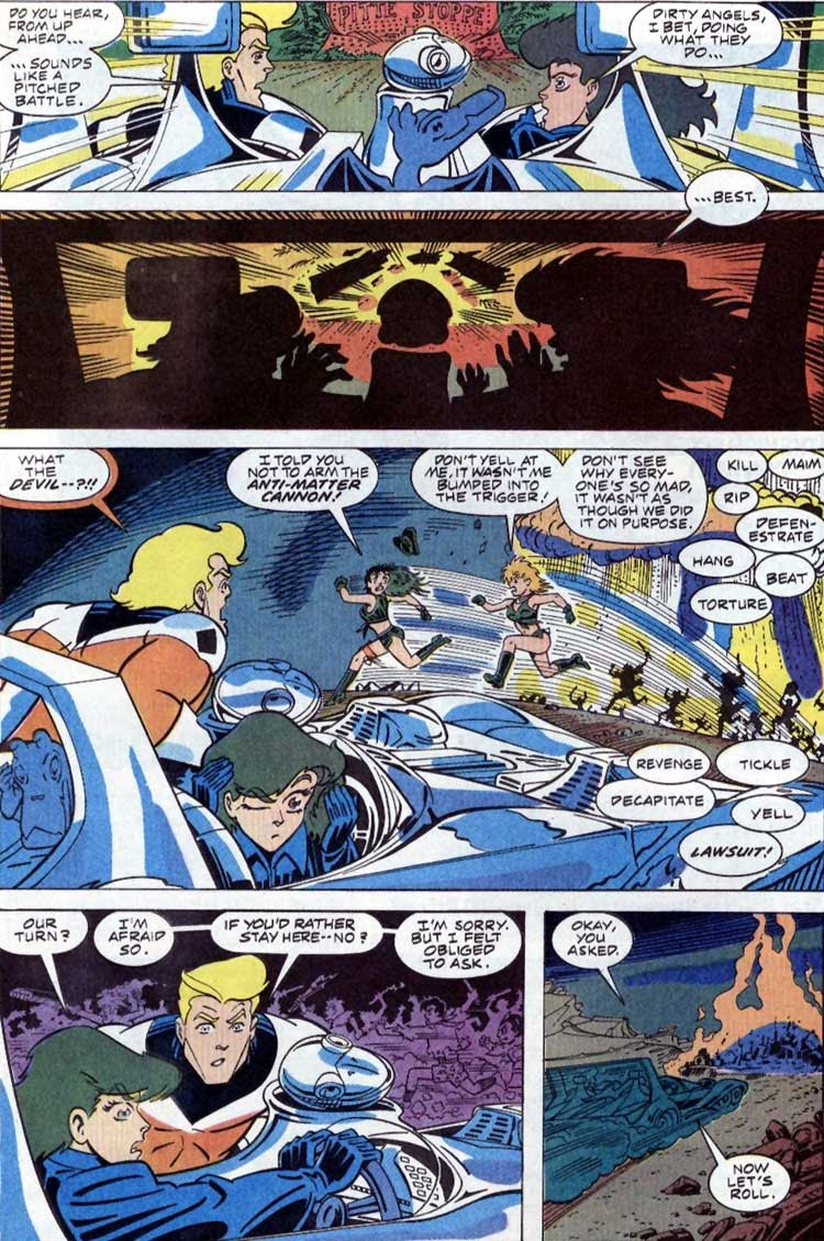 Excalibur (1988) issue 18 - Page 19