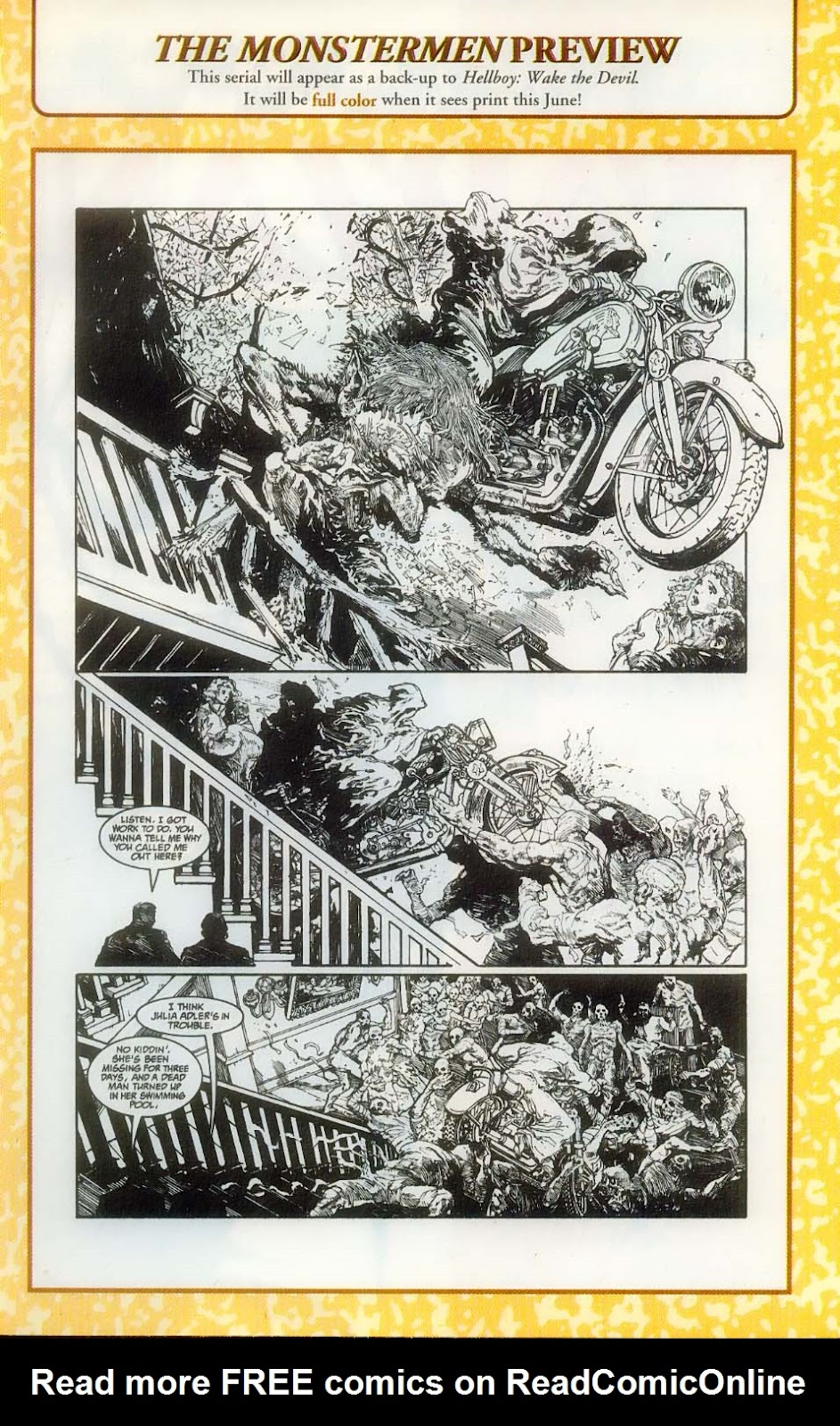 Godzilla (1995) Issue #11 #12 - English 33