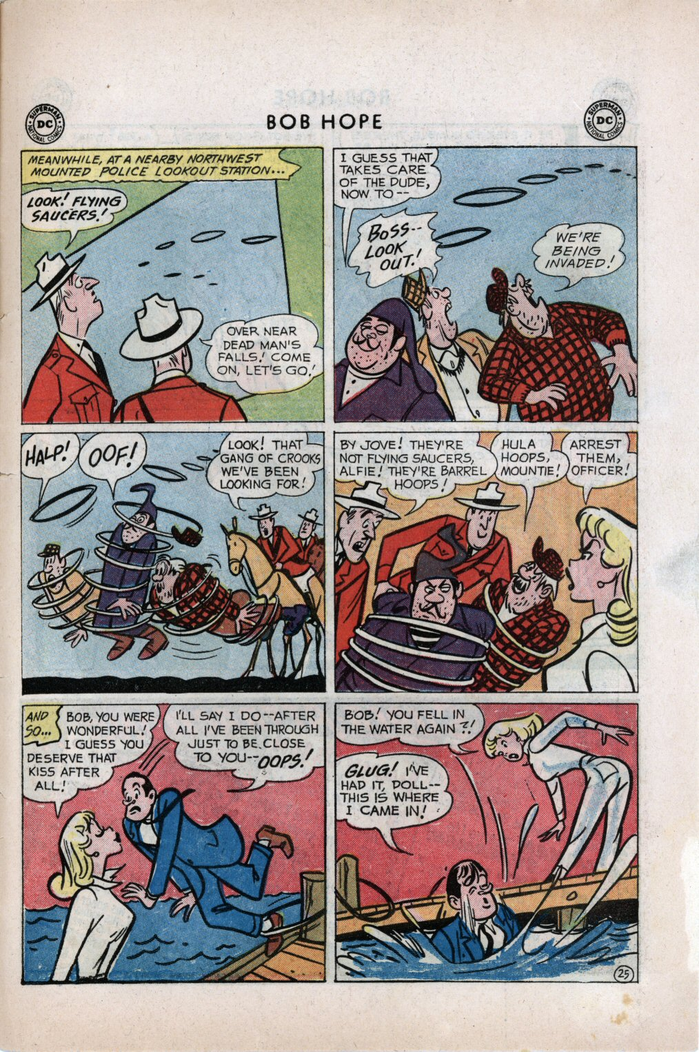 The Adventures of Bob Hope issue 59 - Page 31