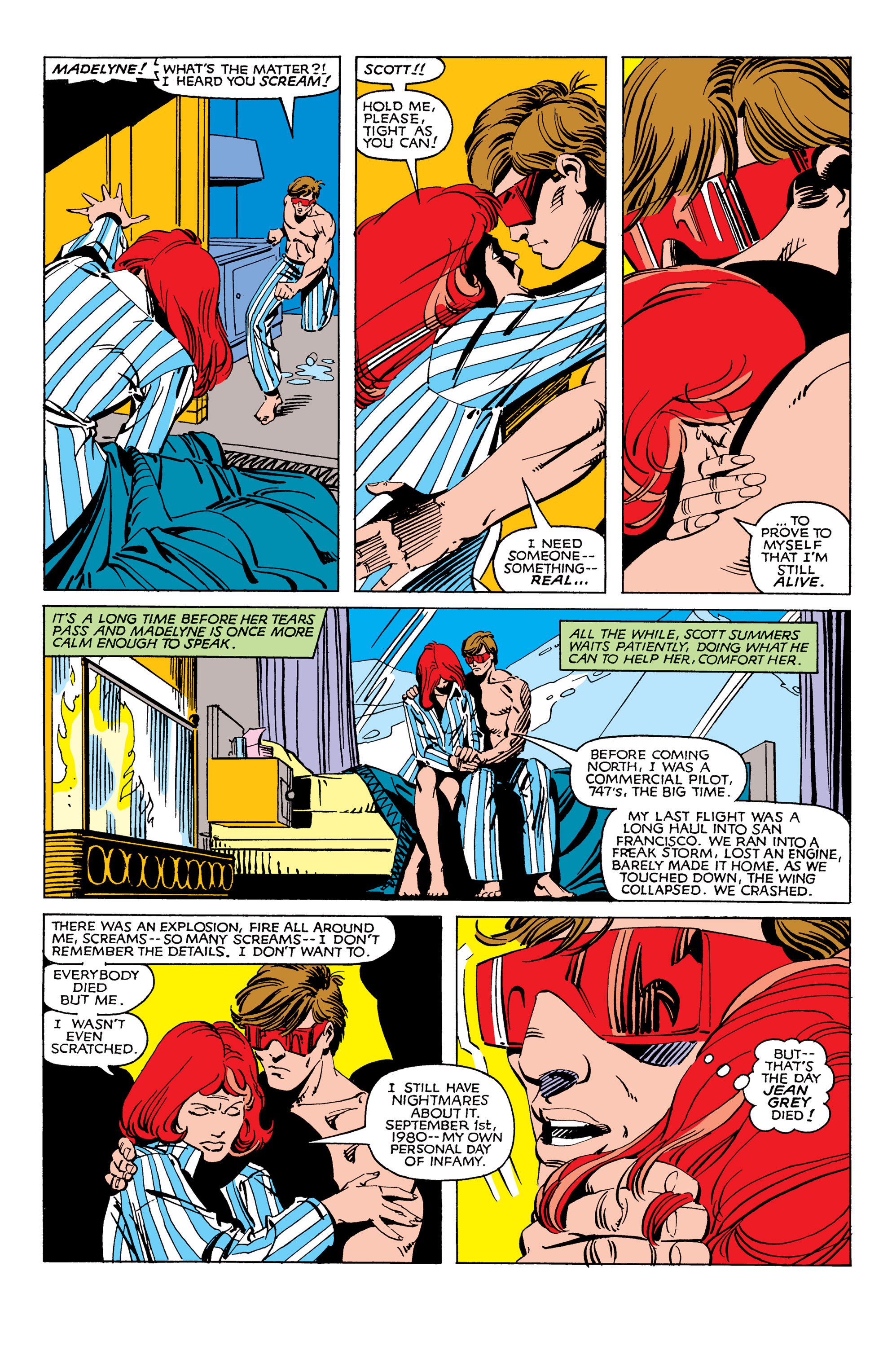 Read online Uncanny X-Men (1963) comic -  Issue #171 - 6