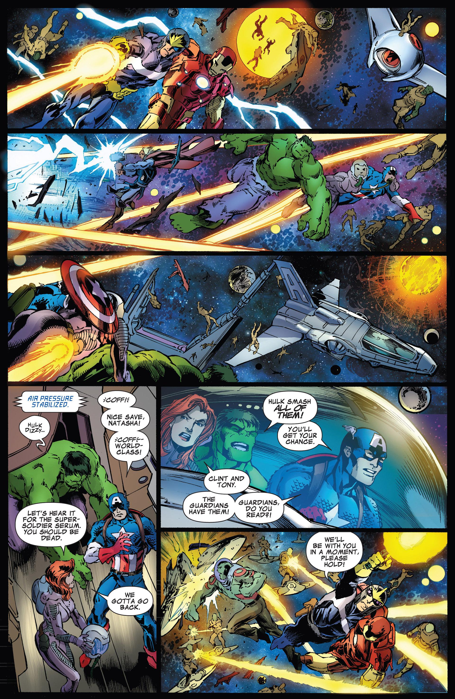 Avengers Assemble (2012) 7 Page 8