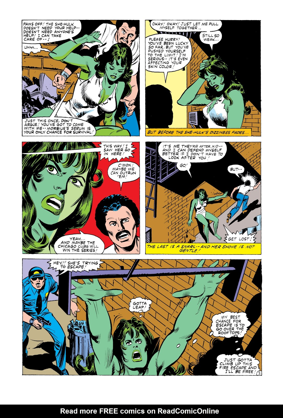 Marvel Masterworks: The Savage She-Hulk issue TPB_1_(Part_2) - Page 97