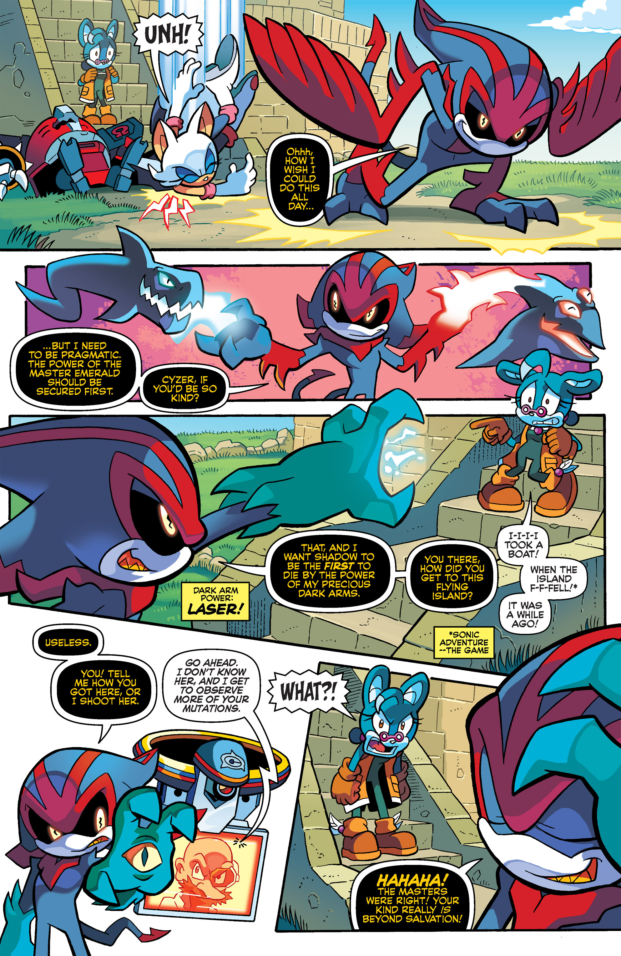 Read online Sonic Universe comic -  Issue #69 - 18