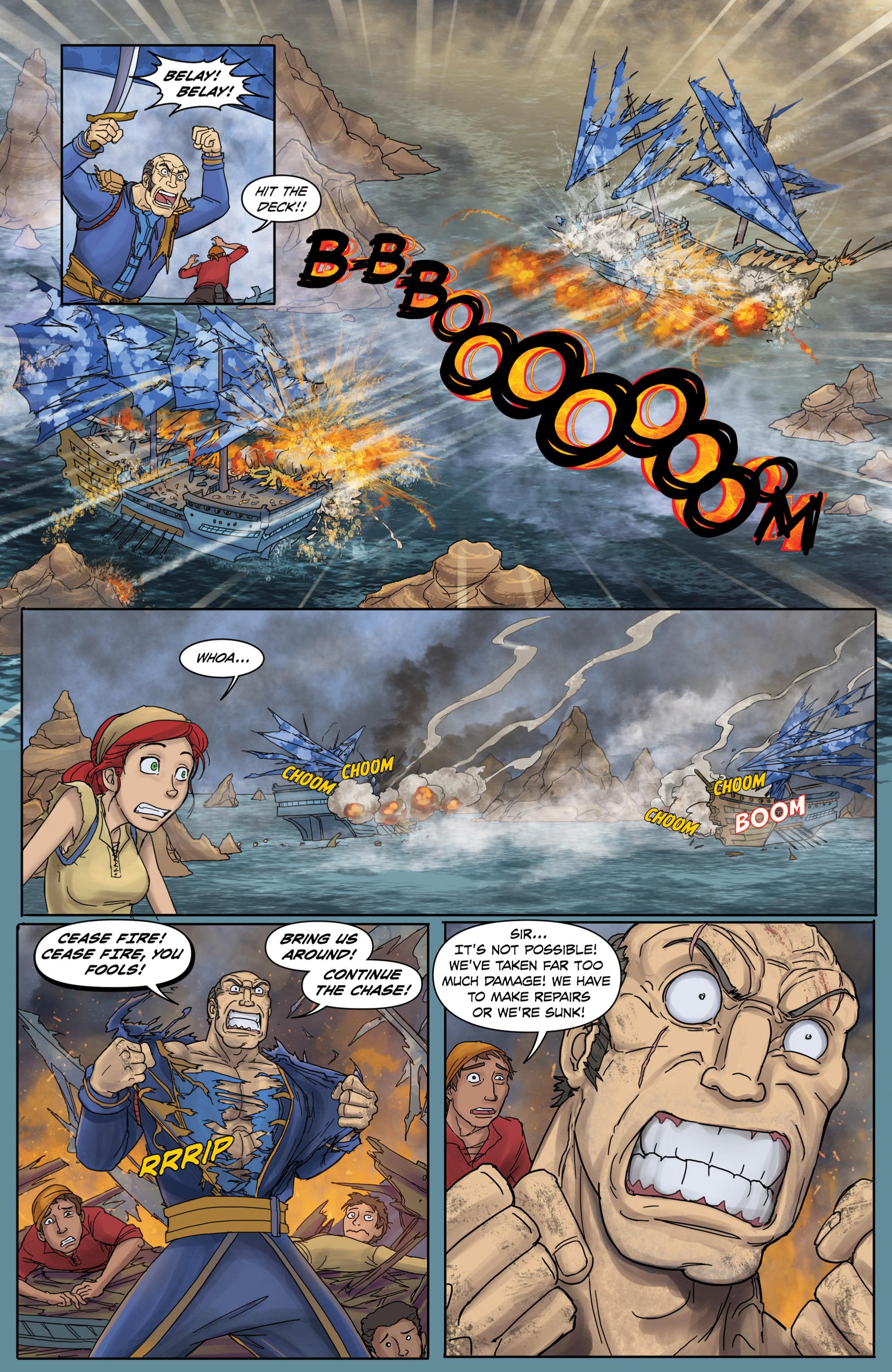 Read online Anne Bonnie comic -  Issue #2 - 9
