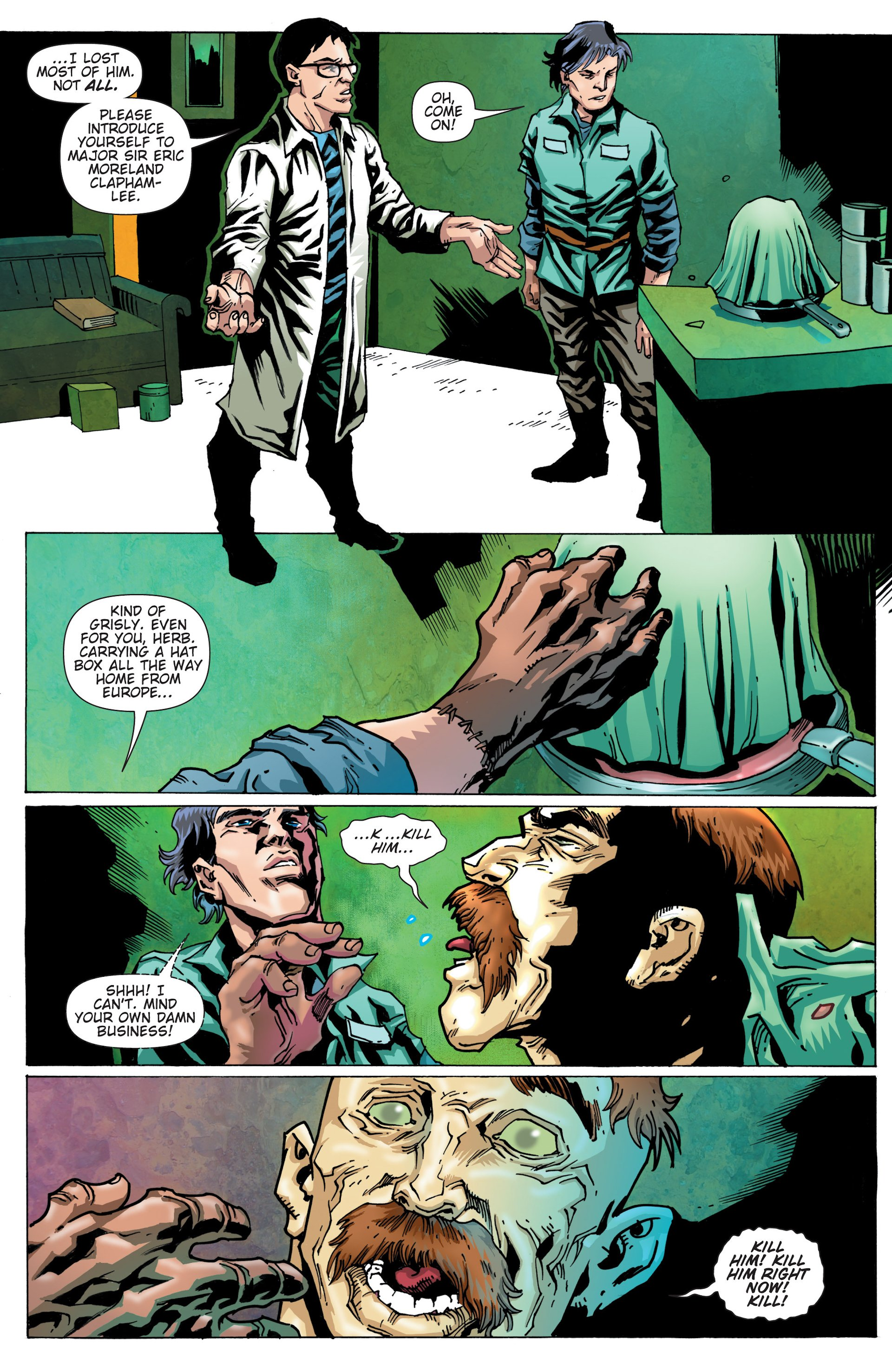 Read online Army of Darkness/Reanimator comic -  Issue #Army of Darkness/Reanimator Full - 17