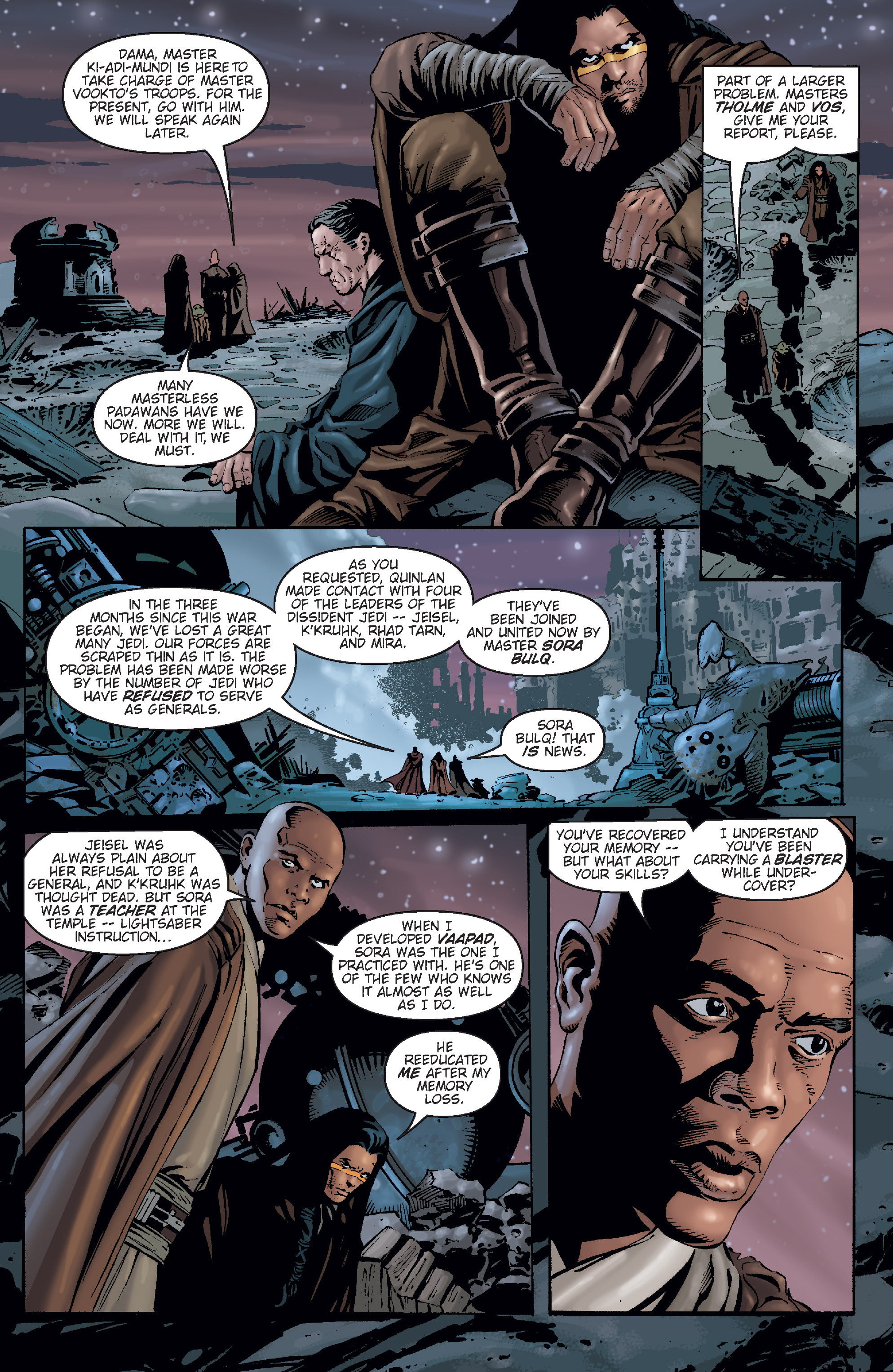 Read online Star Wars Omnibus comic -  Issue # Vol. 24 - 84