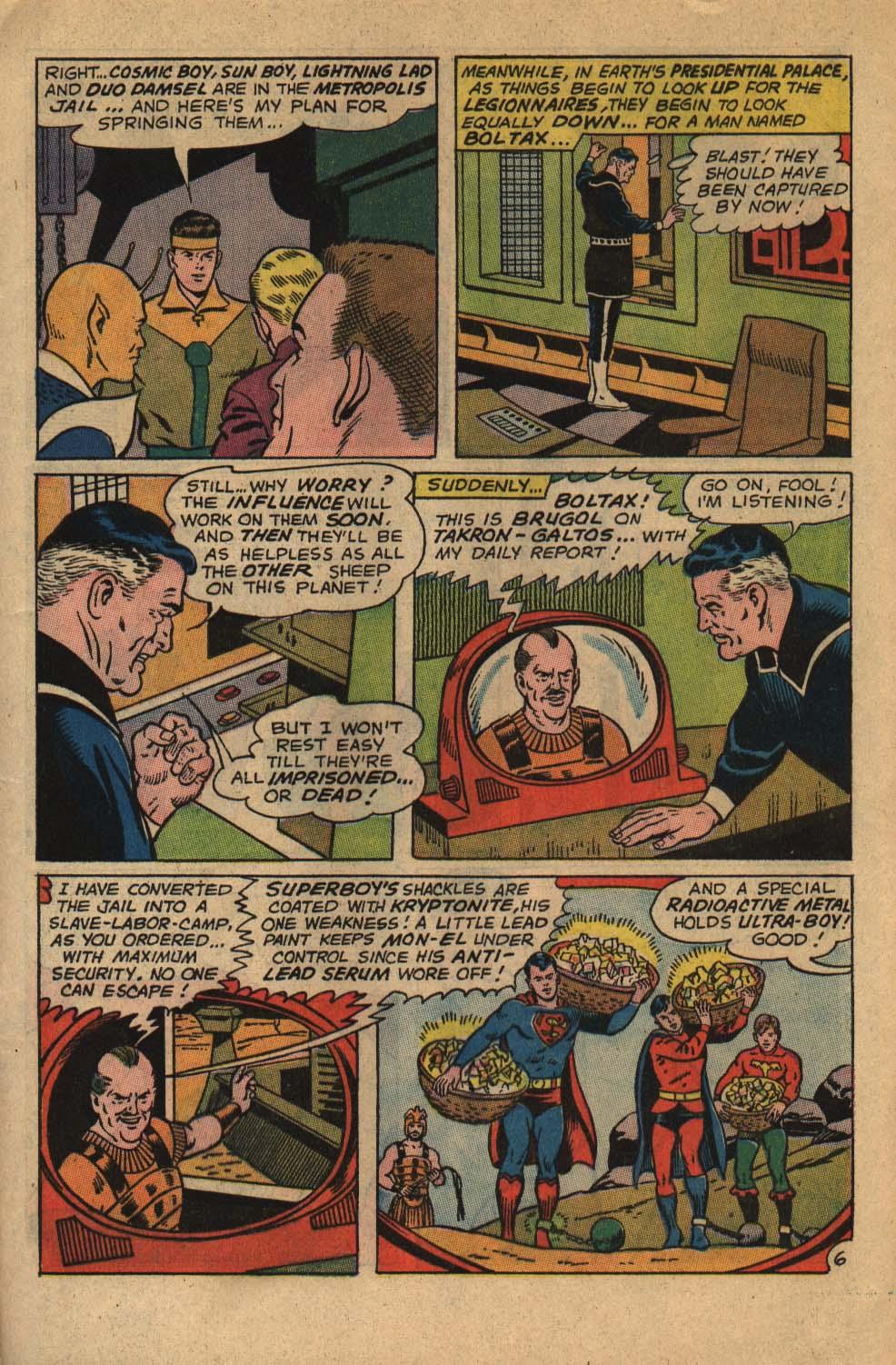 Read online Adventure Comics (1938) comic -  Issue #360 - 9