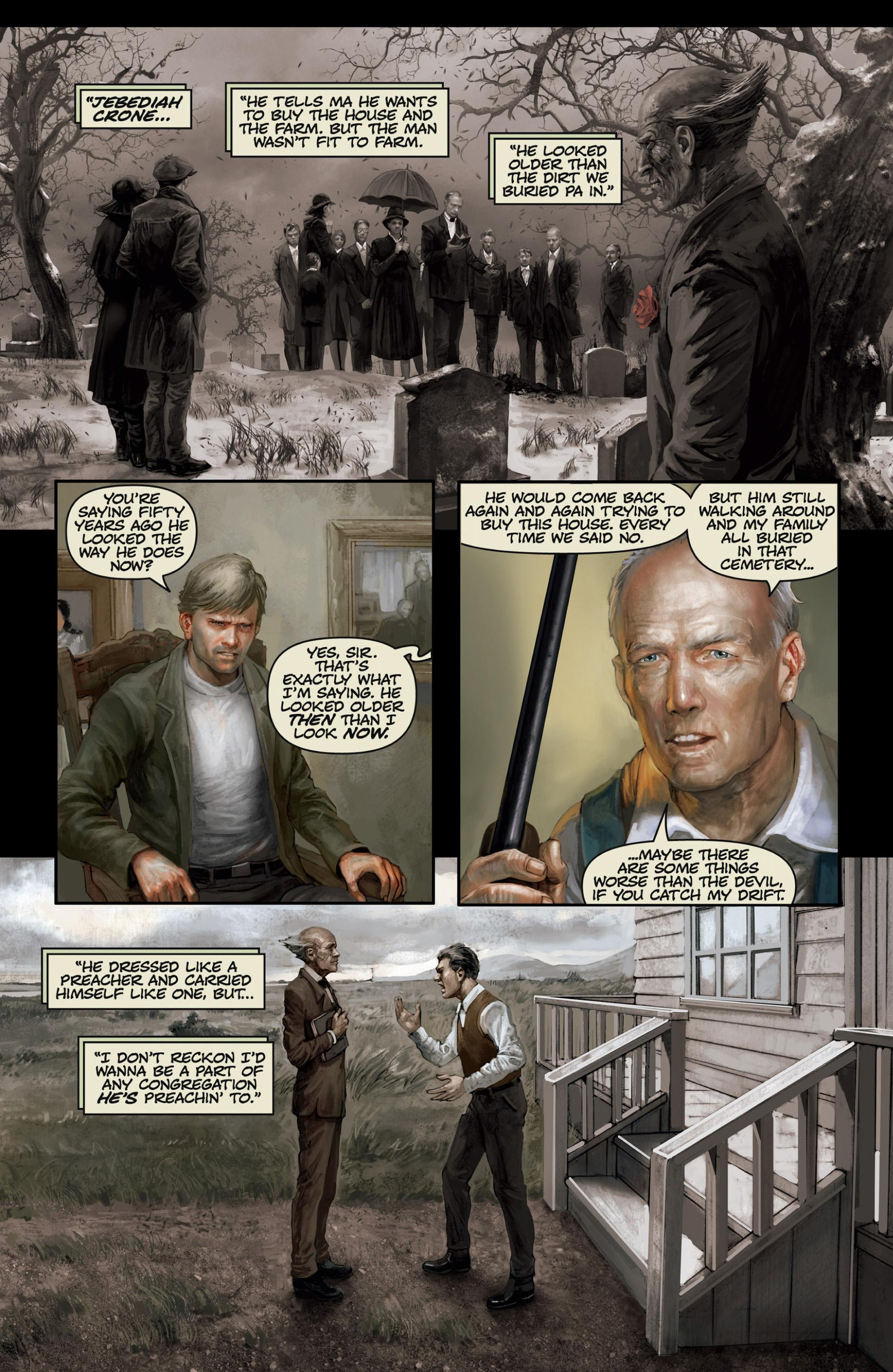 Read online Abattoir comic -  Issue #3 - 18