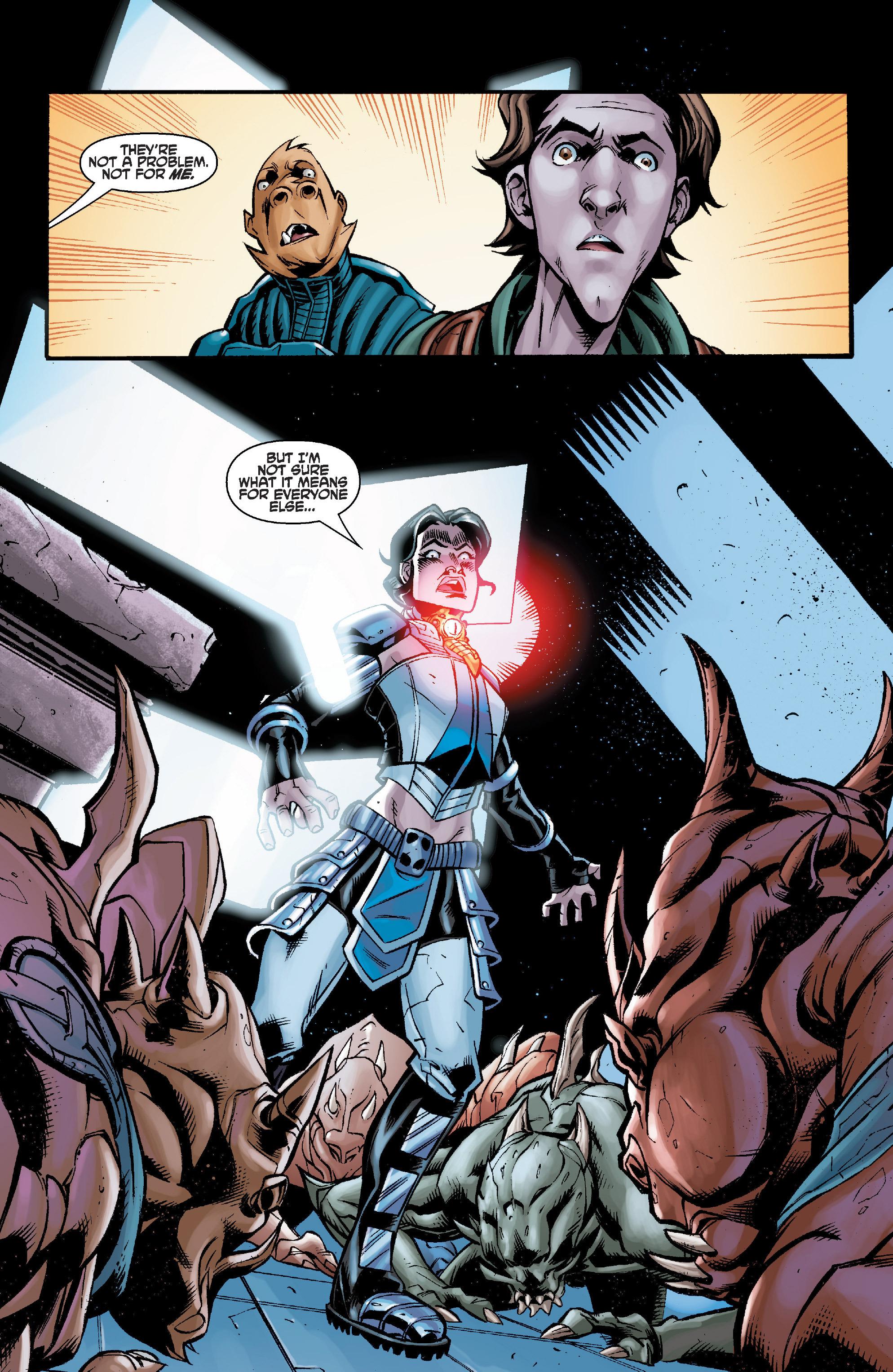 Read online Star Wars Omnibus comic -  Issue # Vol. 32 - 211