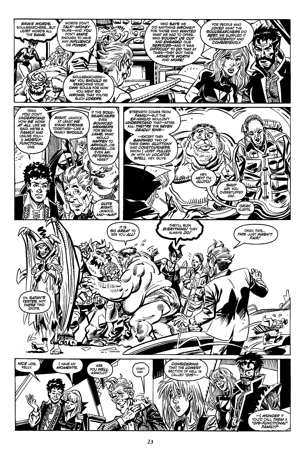 Soulsearchers and Company issue 82 - Page 25