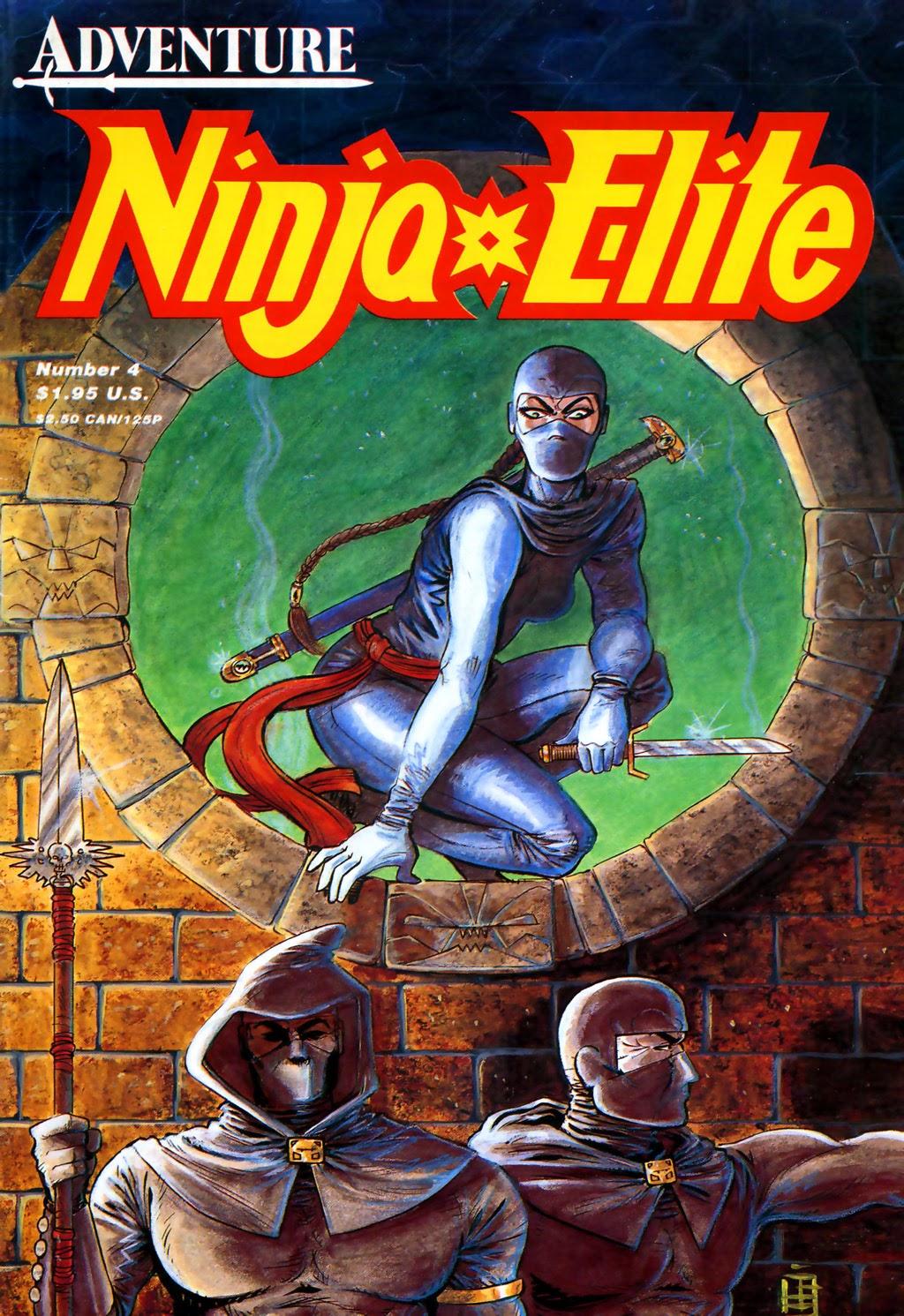 Ninja Elite 4 Page 1