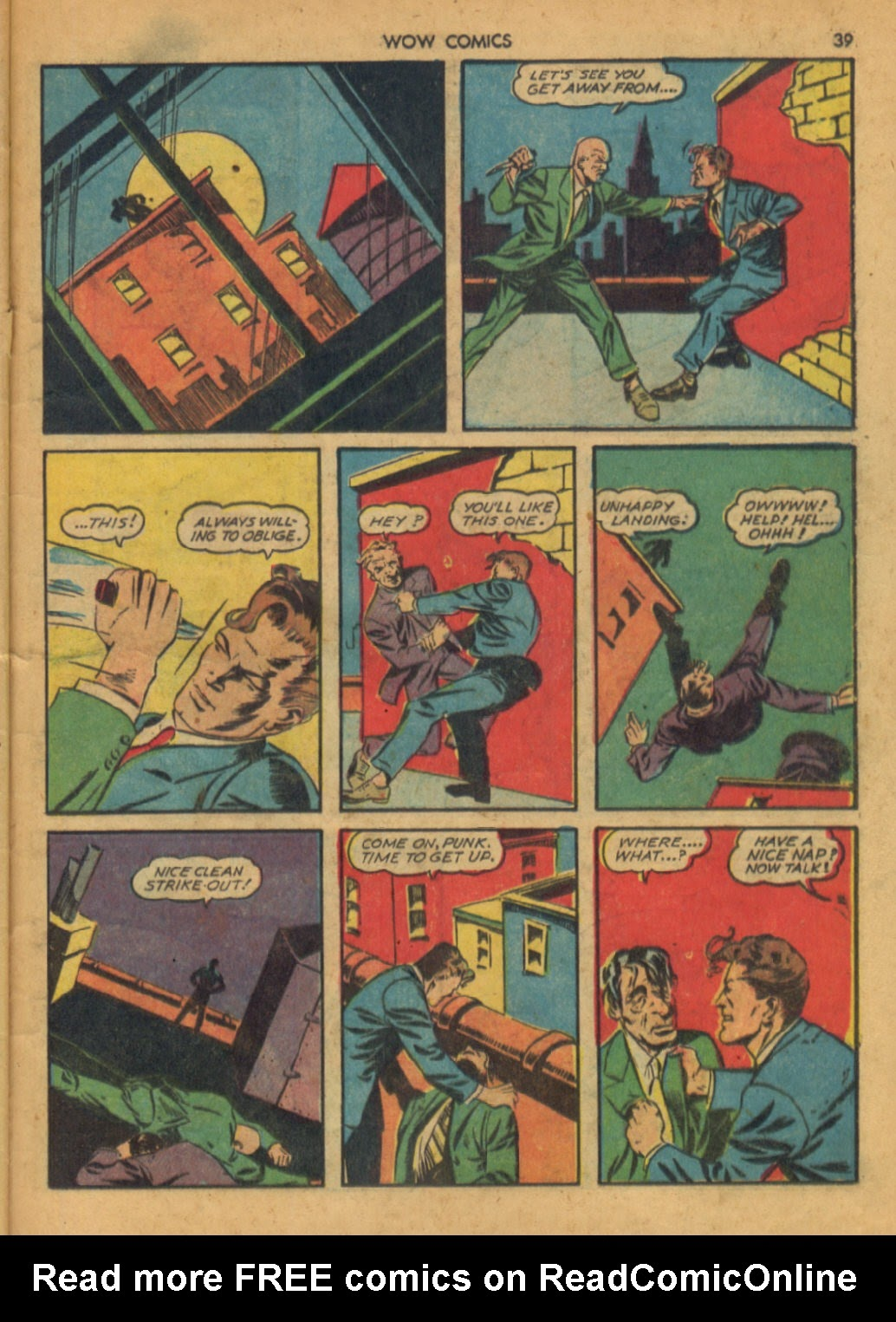 Wow Comics issue 3 - Page 41