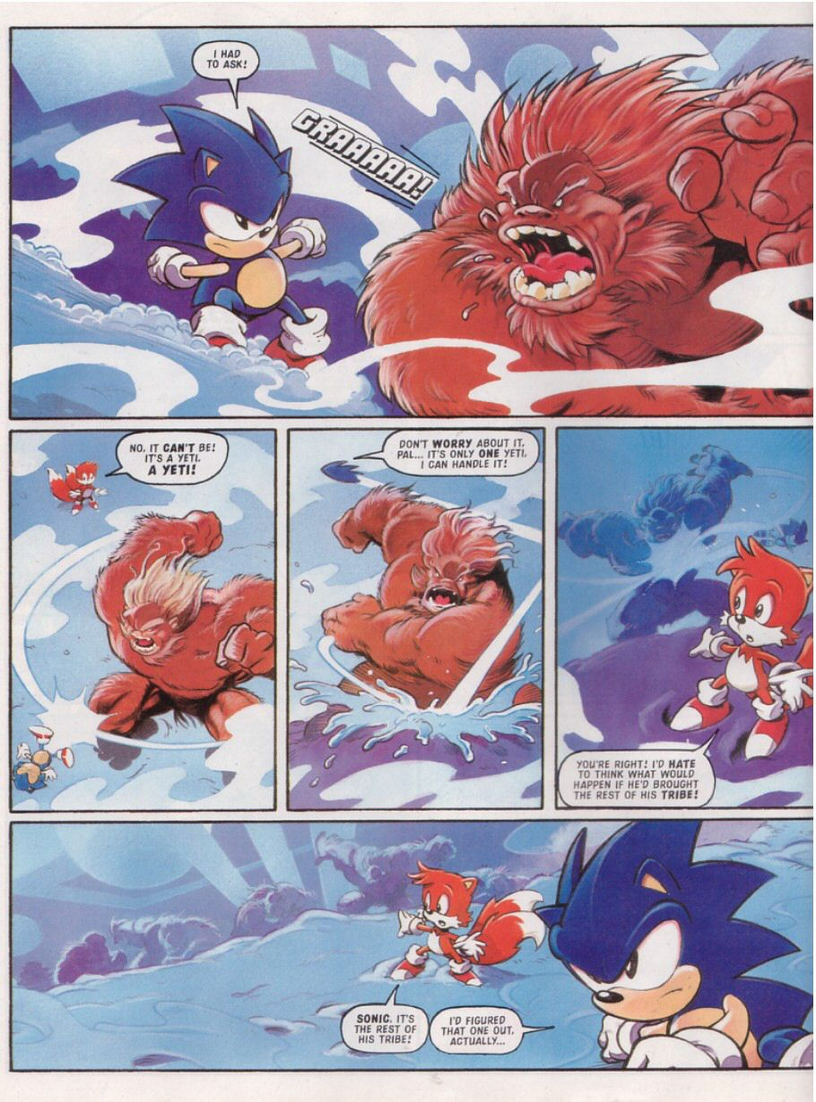 Read online Sonic the Comic comic -  Issue #113 - 6