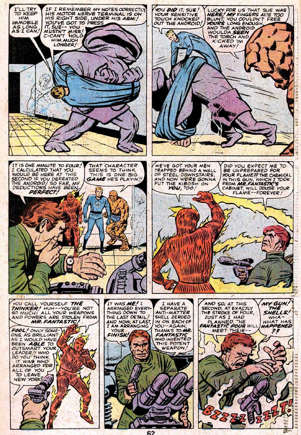 Giant-Size Fantastic Four issue 5 - Page 64