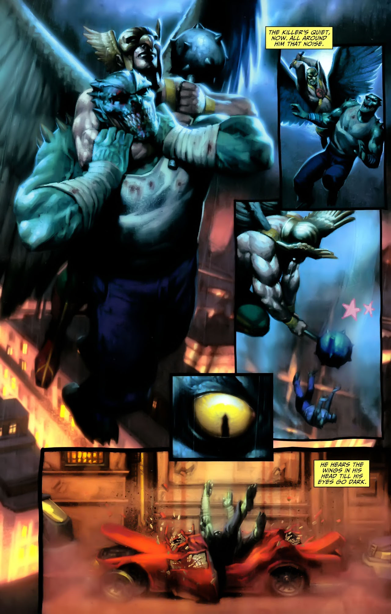 Read online JSA 80-Page Giant 2011 comic -  Issue # Full - 57