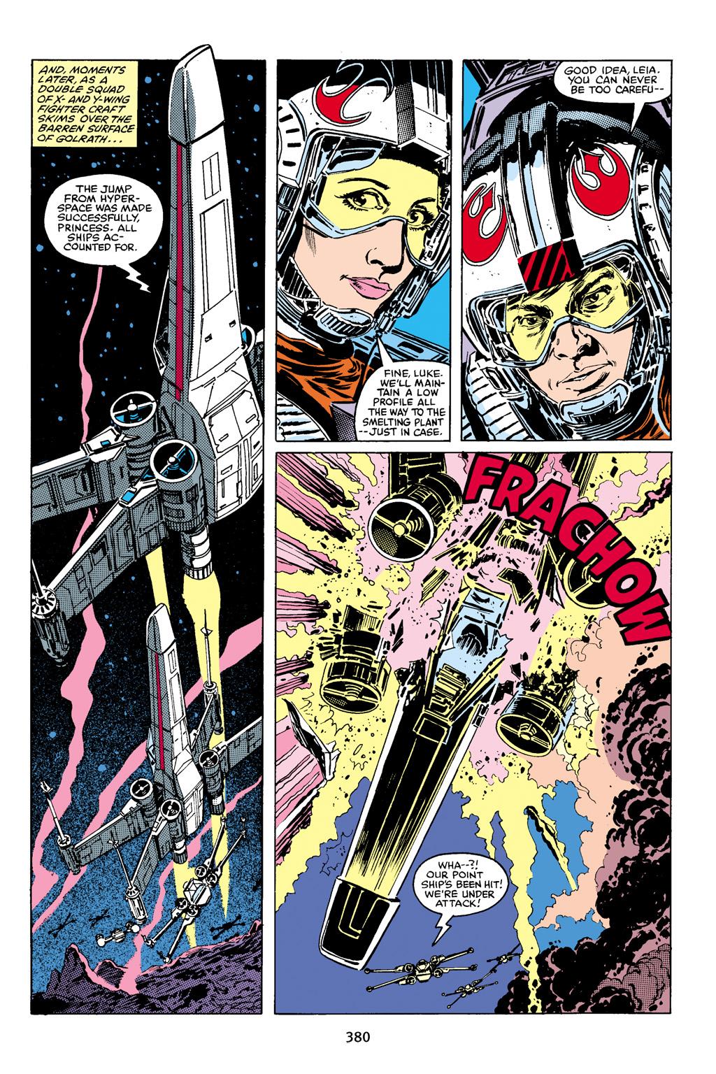 Read online Star Wars Omnibus comic -  Issue # Vol. 16 - 373