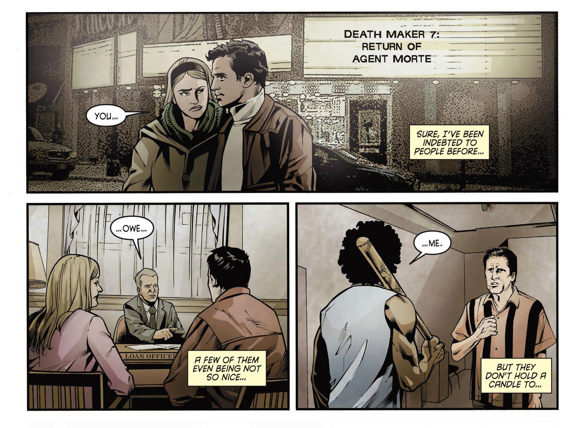 Read online Arrow [II] comic -  Issue #34 - 5