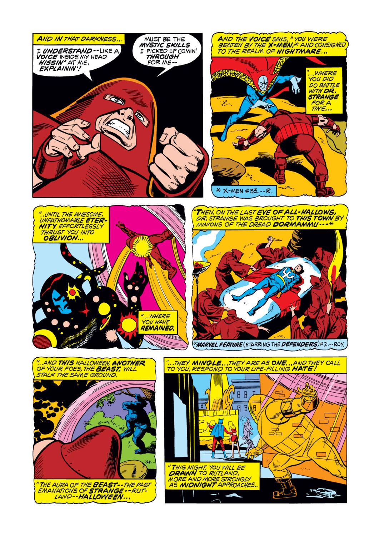 Read online Amazing Adventures (1970) comic -  Issue #16 - 6