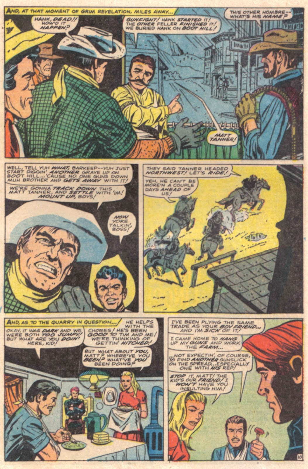 The Rawhide Kid (1955) issue 65 - Page 16