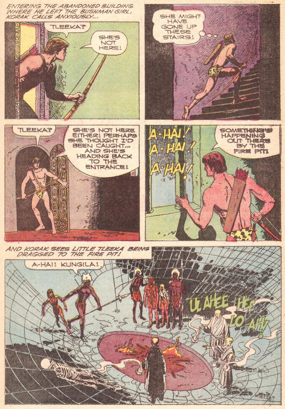 Korak, Son of Tarzan (1964) issue 39 - Page 21