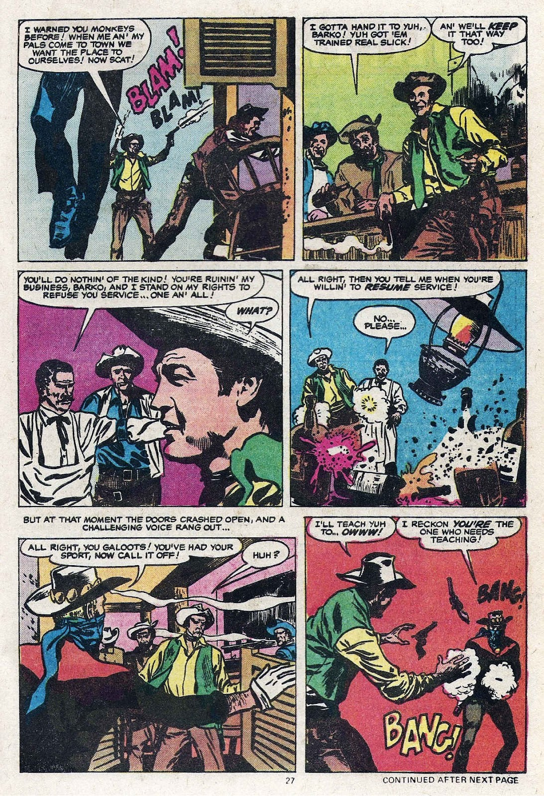 The Rawhide Kid (1955) issue 149 - Page 28