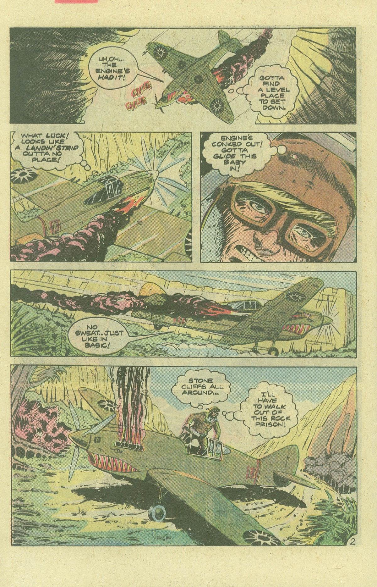 Read online Sgt. Rock comic -  Issue #380 - 19