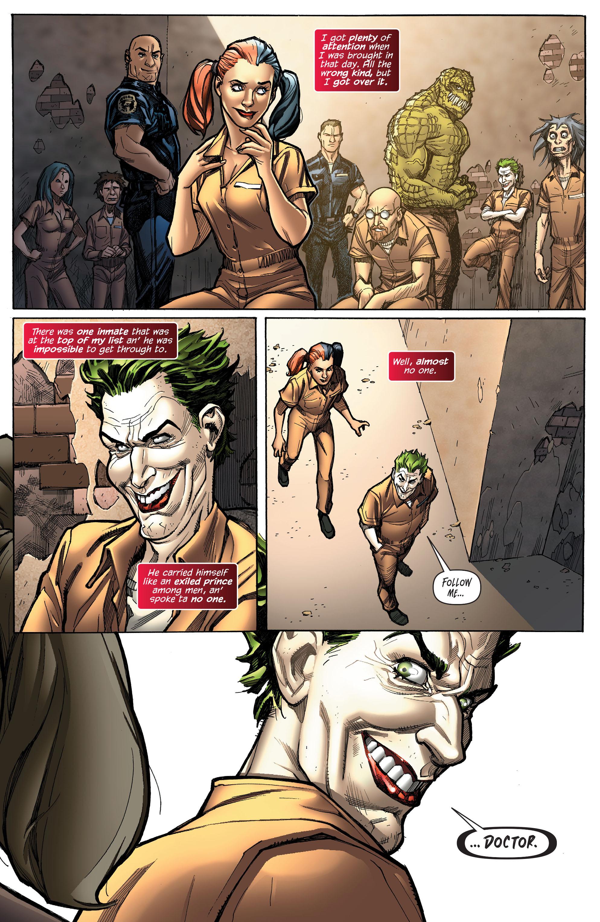 Read online Secret Origins (2014) comic -  Issue #4 - 9