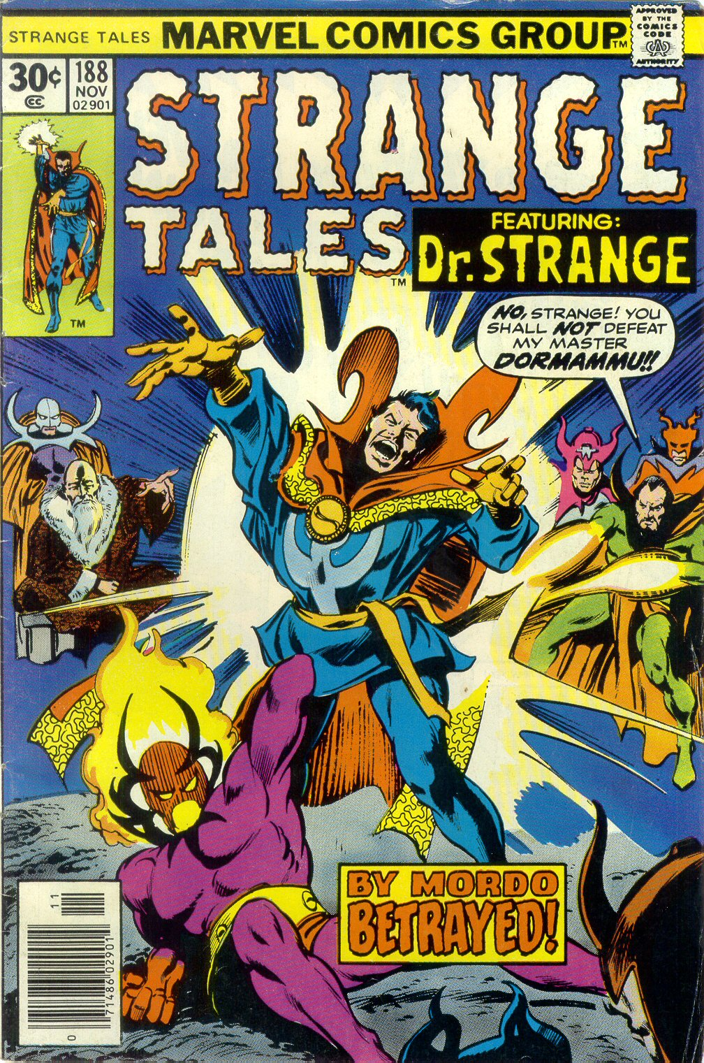 Strange Tales (1951) 188 Page 1