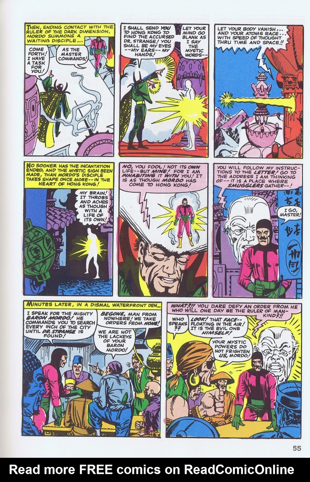 Doctor Strange: Master of the Mystic Arts issue TPB - Page 51