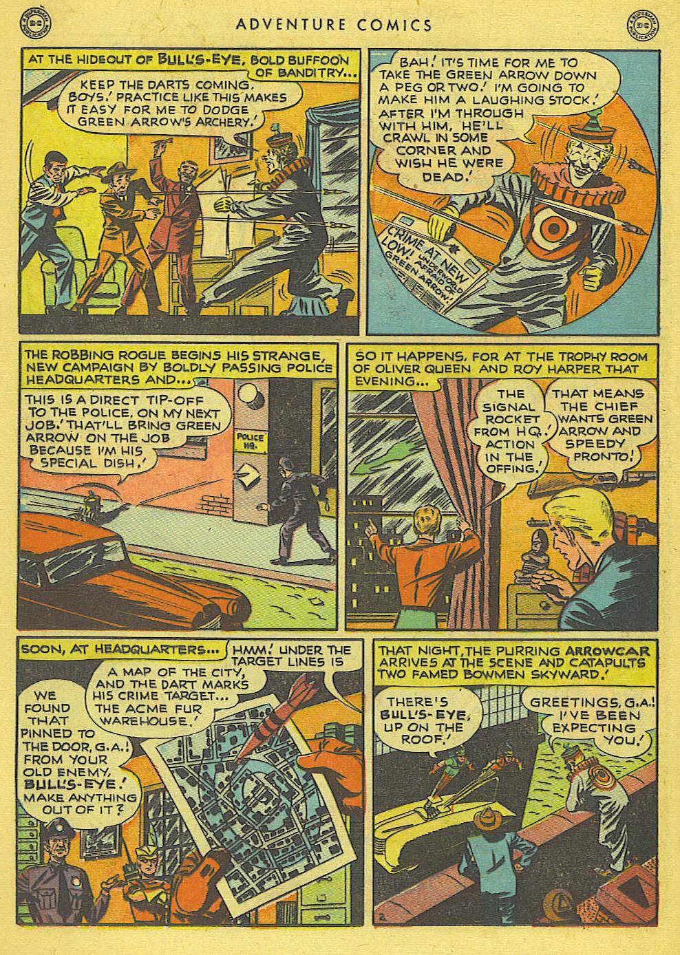 Read online Adventure Comics (1938) comic -  Issue #138 - 16