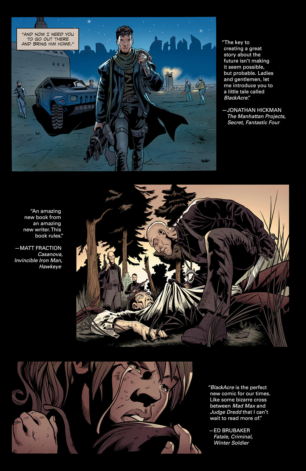 Read online Great Pacific comic -  Issue #2 - 26