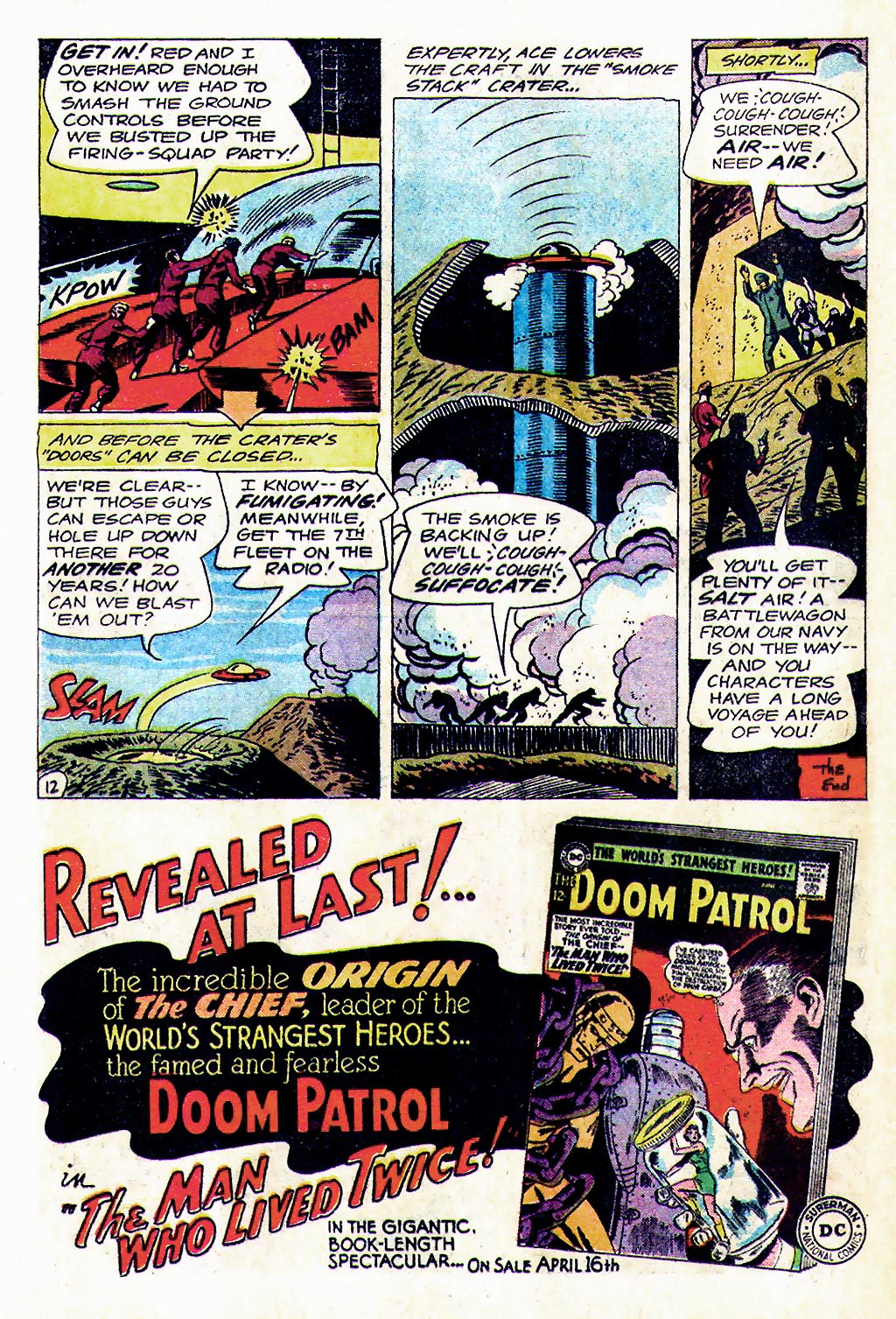 Challengers of the Unknown (1958) issue 38 - Page 32