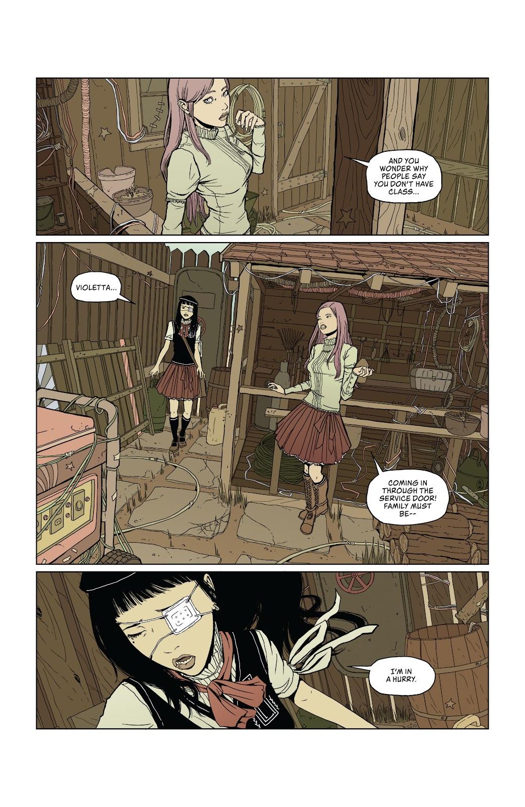 Read online Heartbeat comic -  Issue #1 - 7