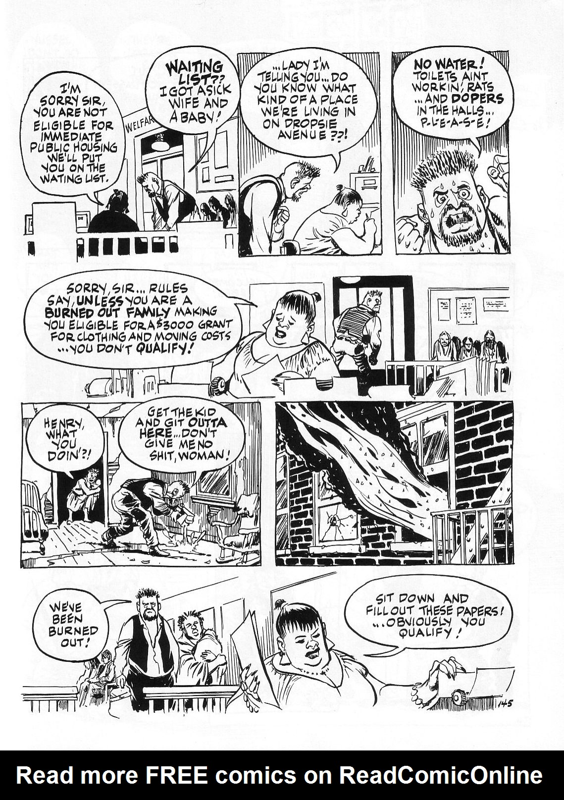 Read online Dropsie Avenue, The Neighborhood comic -  Issue # Full - 147