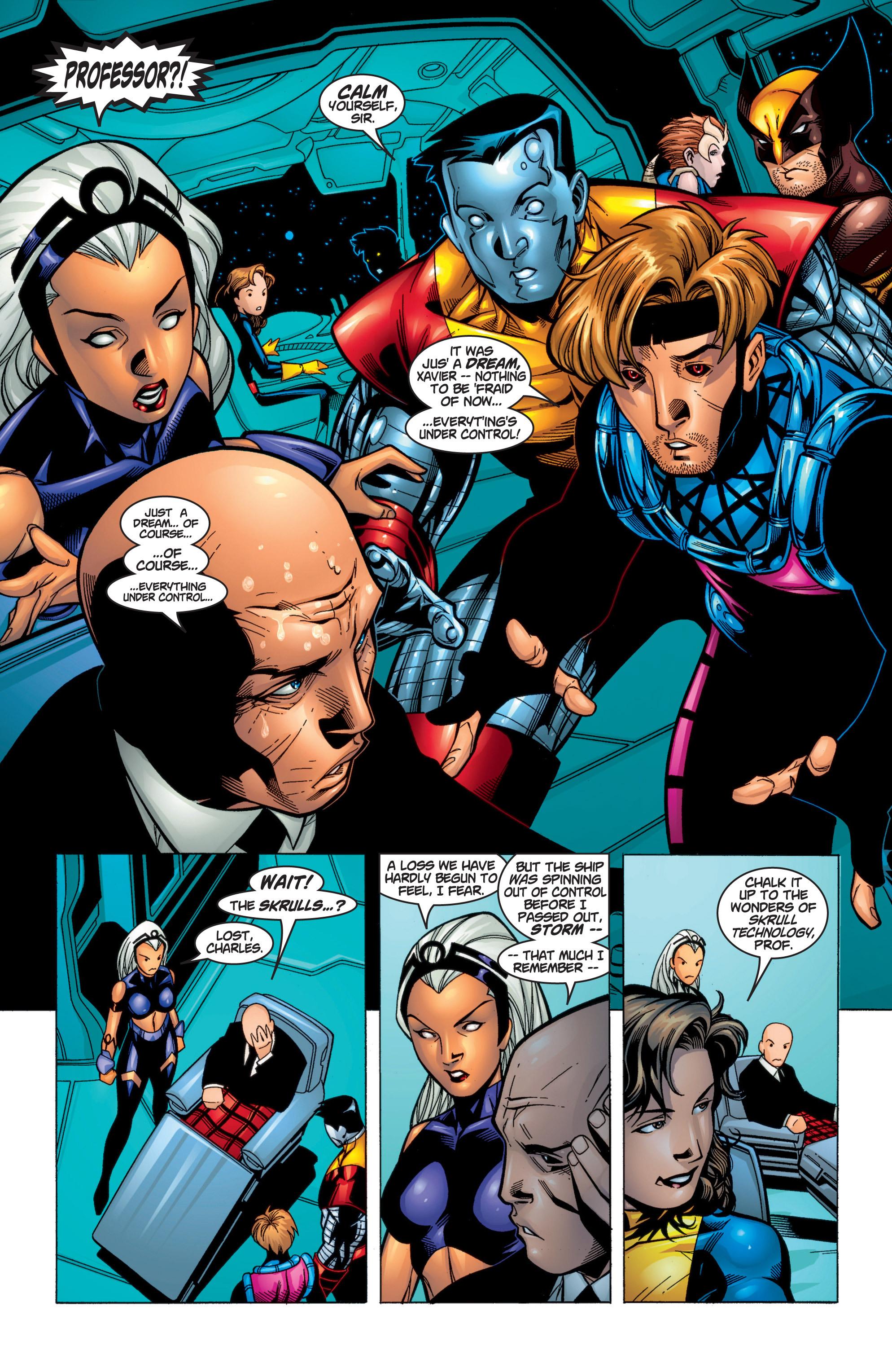 Read online Uncanny X-Men (1963) comic -  Issue #371 - 6