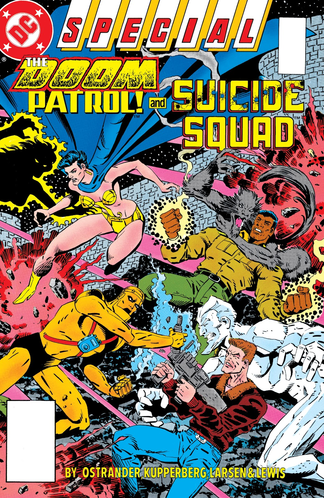 Doom Patrol and Suicide Squad Special issue Special 1 - Page 1