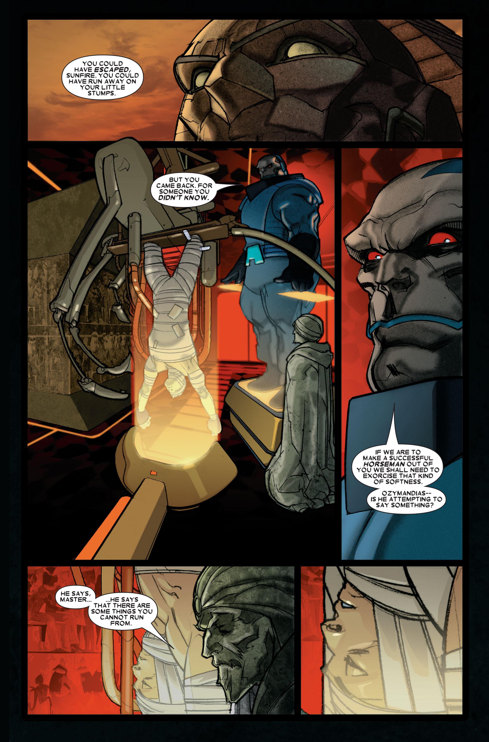 X-Men (1991) 183 Page 26