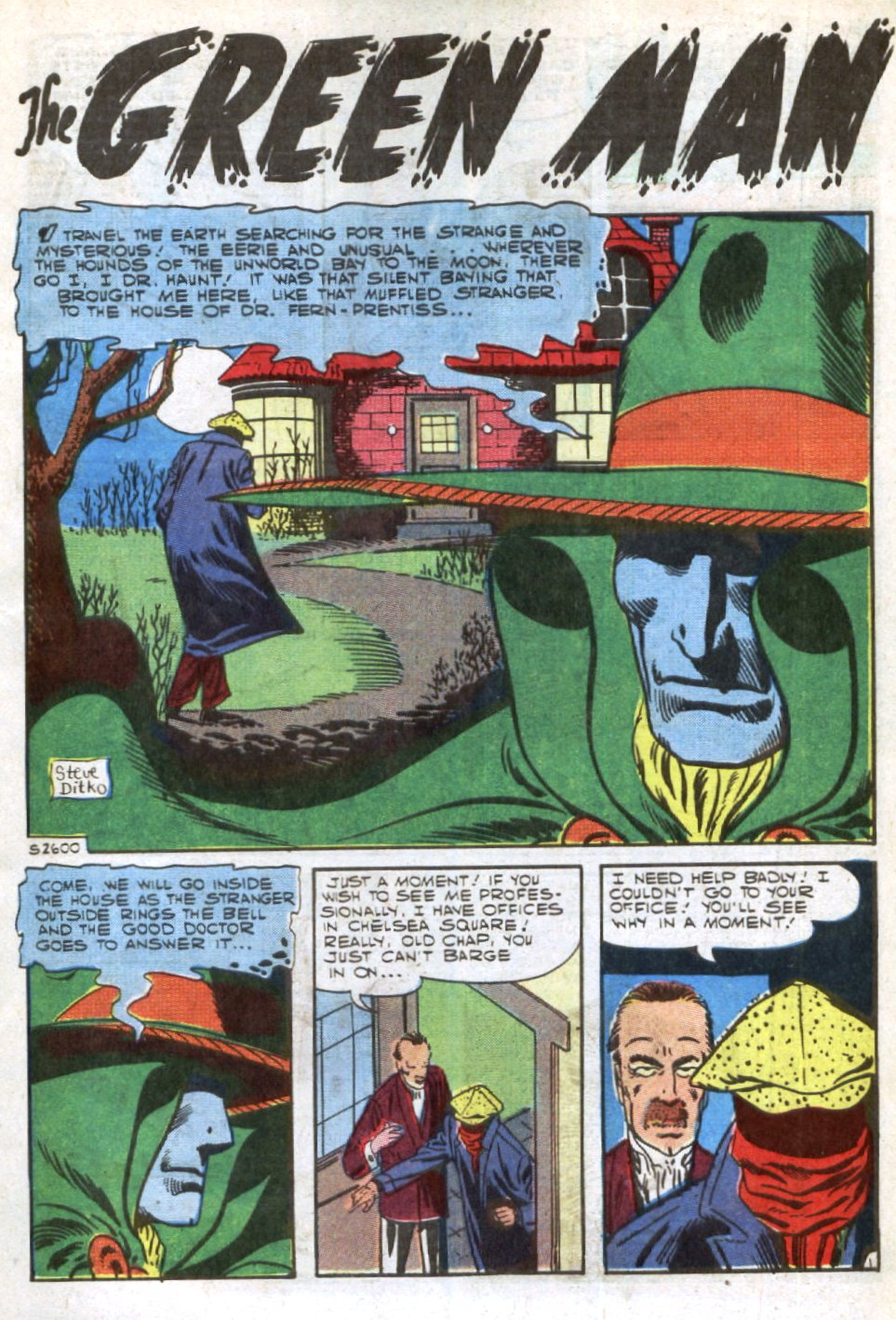 Read online Scary Tales comic -  Issue #39 - 21