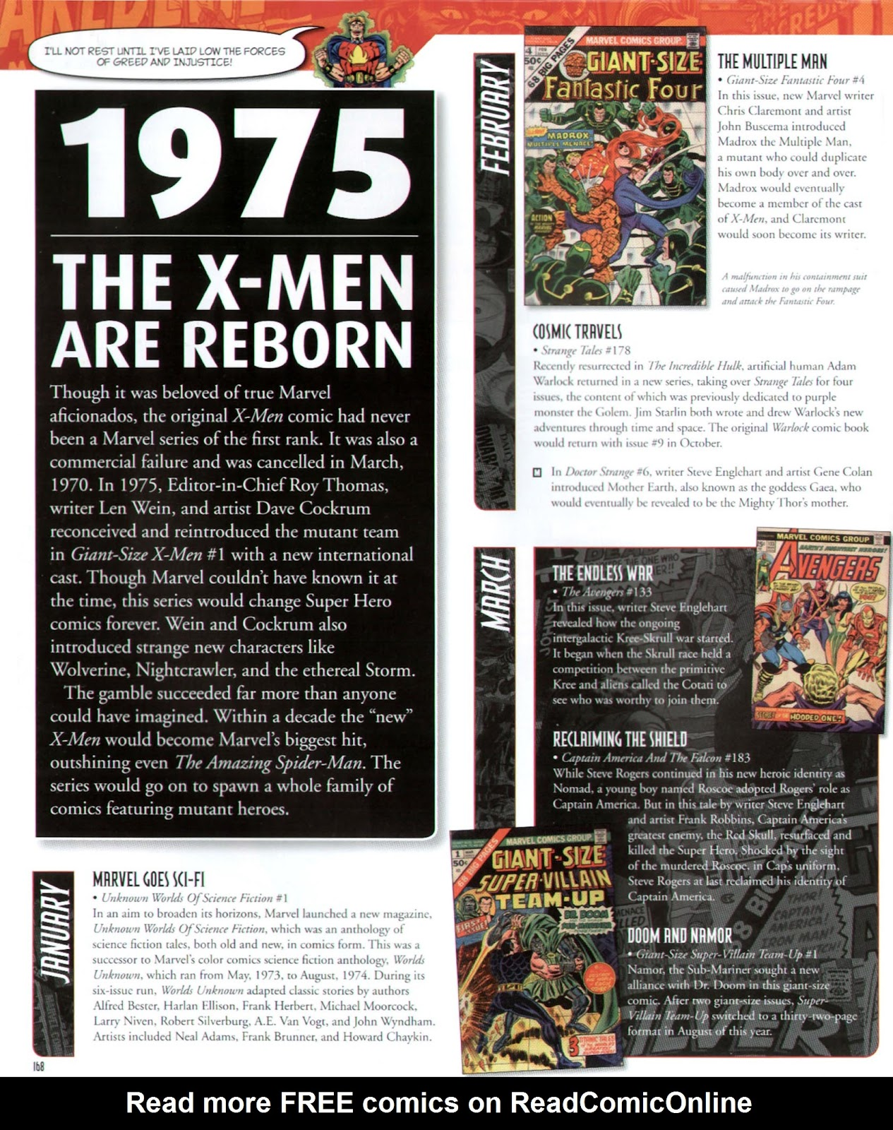 Read online Marvel Chronicle comic -  Issue # TPB (Part 2) - 59