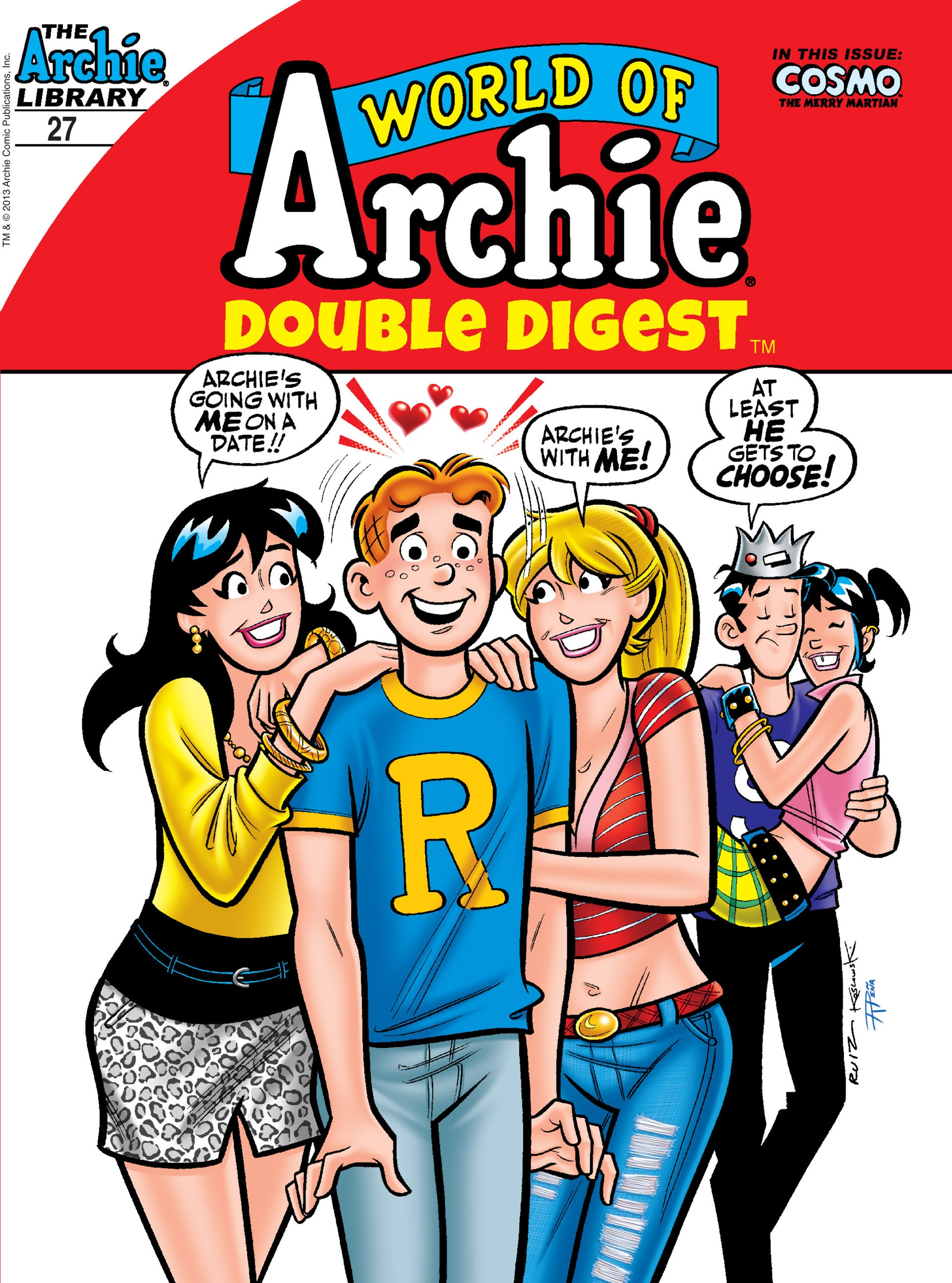 World of Archie Double Digest 27 Page 1