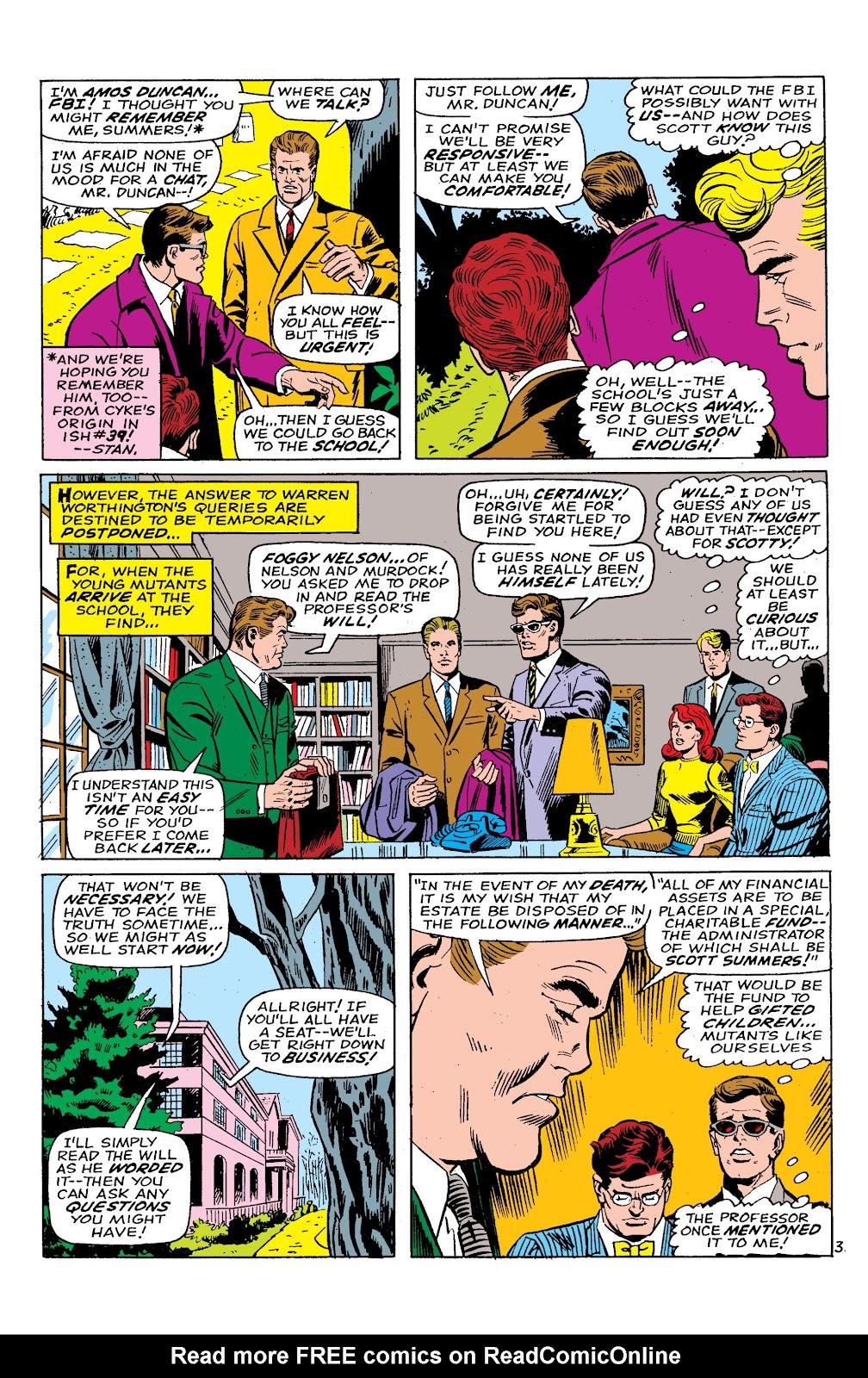Uncanny X-Men (1963) issue 46 - Page 4