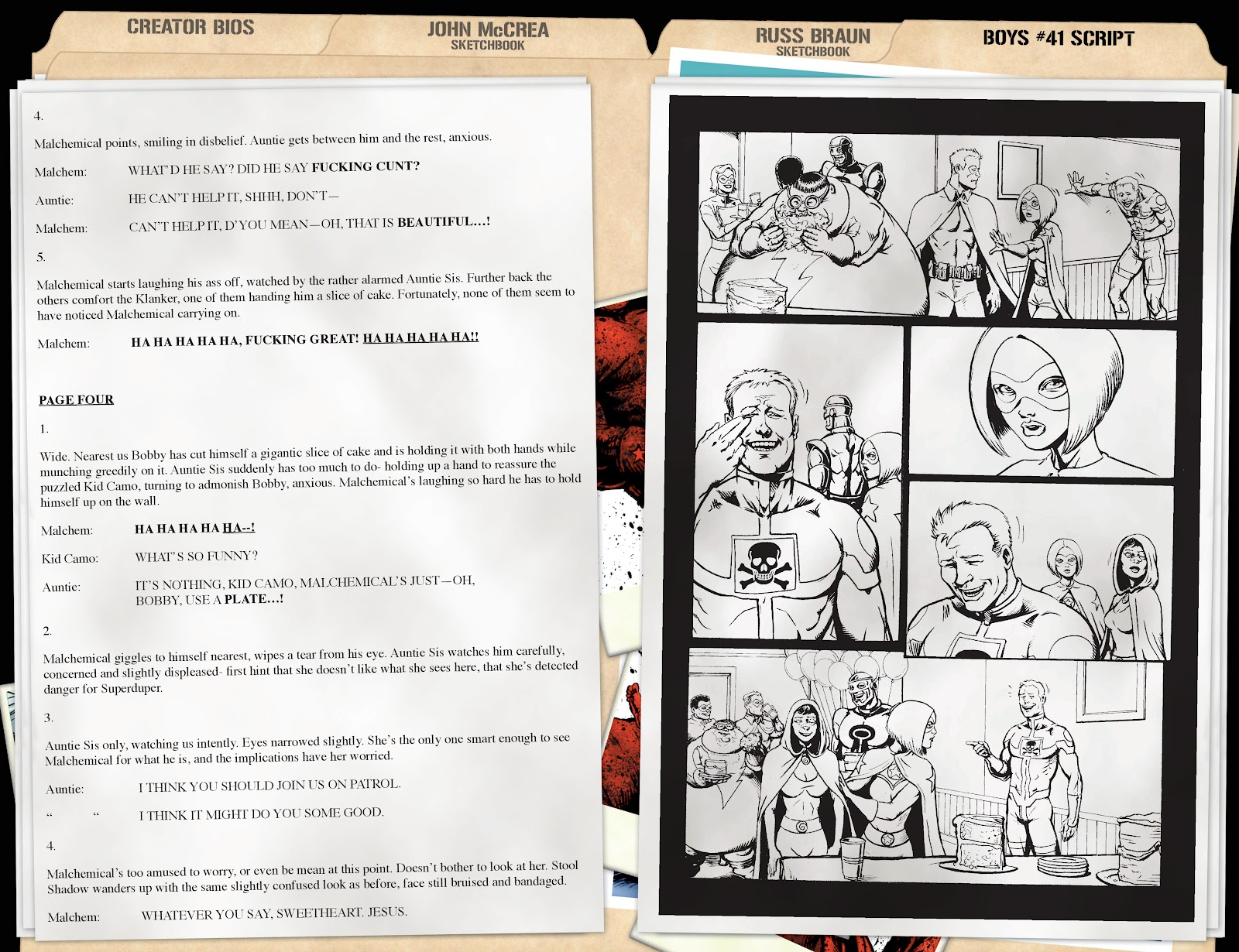 Read online The Boys Omnibus comic -  Issue # TPB 4 (Part 4) - 54