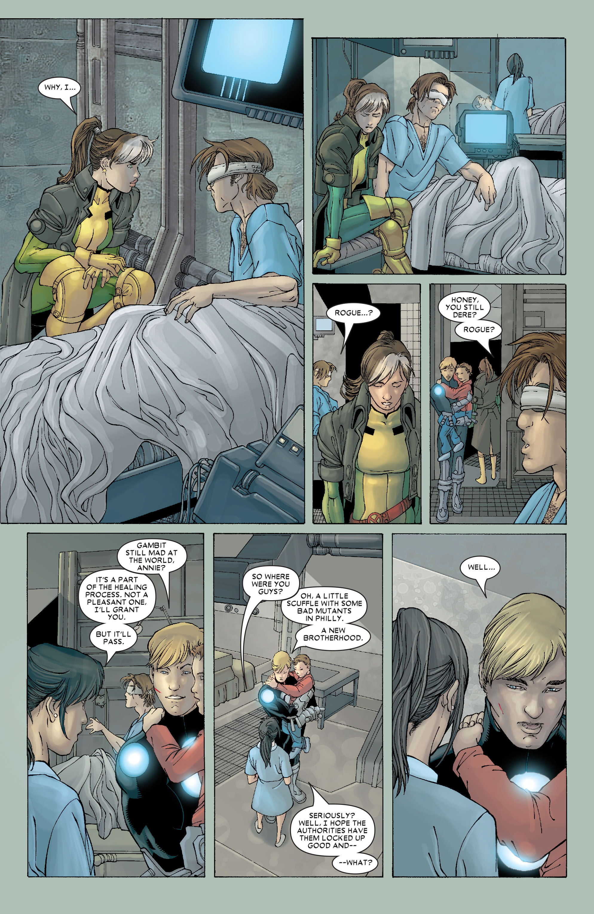 X-Men (1991) 161 Page 14